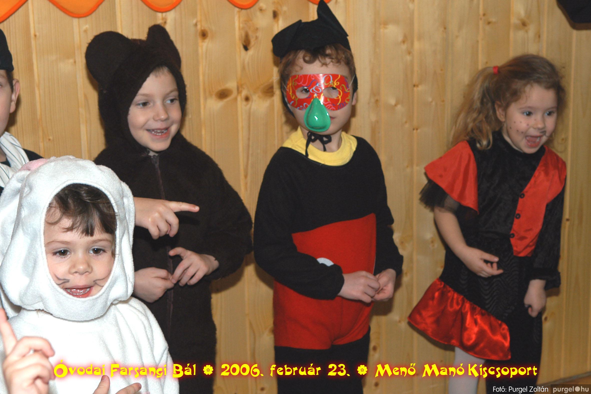 2006.02.23. 033 Kurca-parti Óvoda farsang 2006. - Menő-Manó csoport - Fotó:PURGEL ZOLTÁN©.jpg