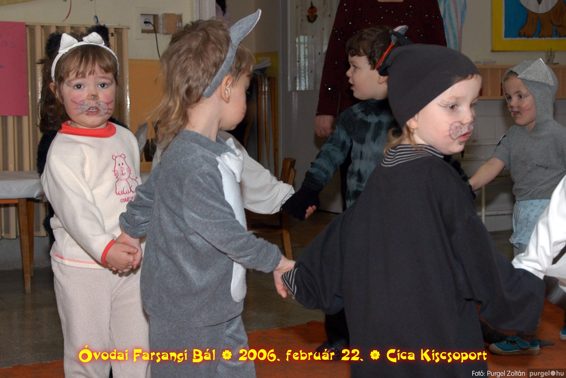 2006.02.22. 030 Kurca-parti Óvoda farsang 2006. - Cica csoport - Fotó:PURGEL ZOLTÁN© 730.jpg