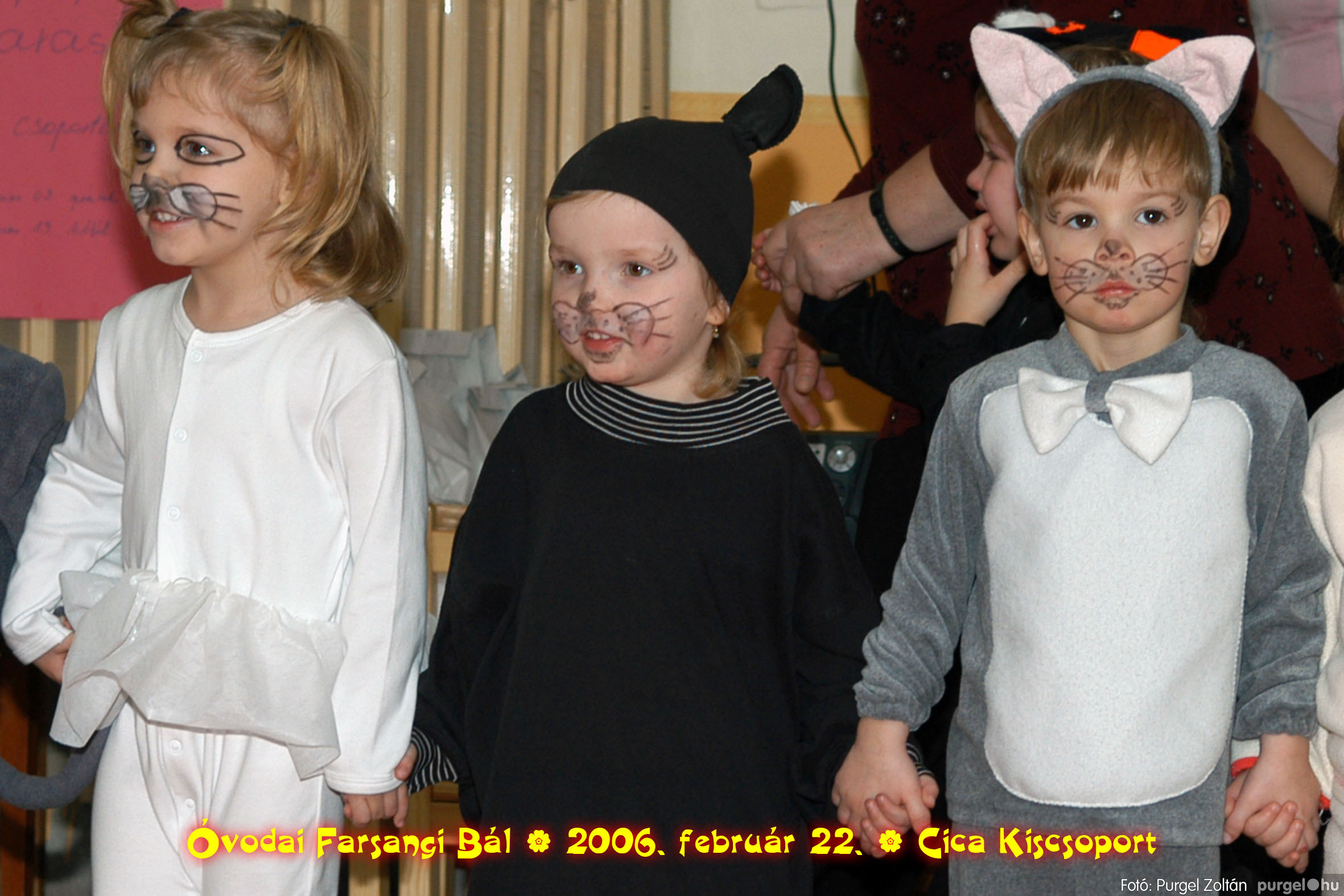 2006.02.22. 013 Kurca-parti Óvoda farsang 2006. - Cica csoport - Fotó:PURGEL ZOLTÁN© 713.jpg