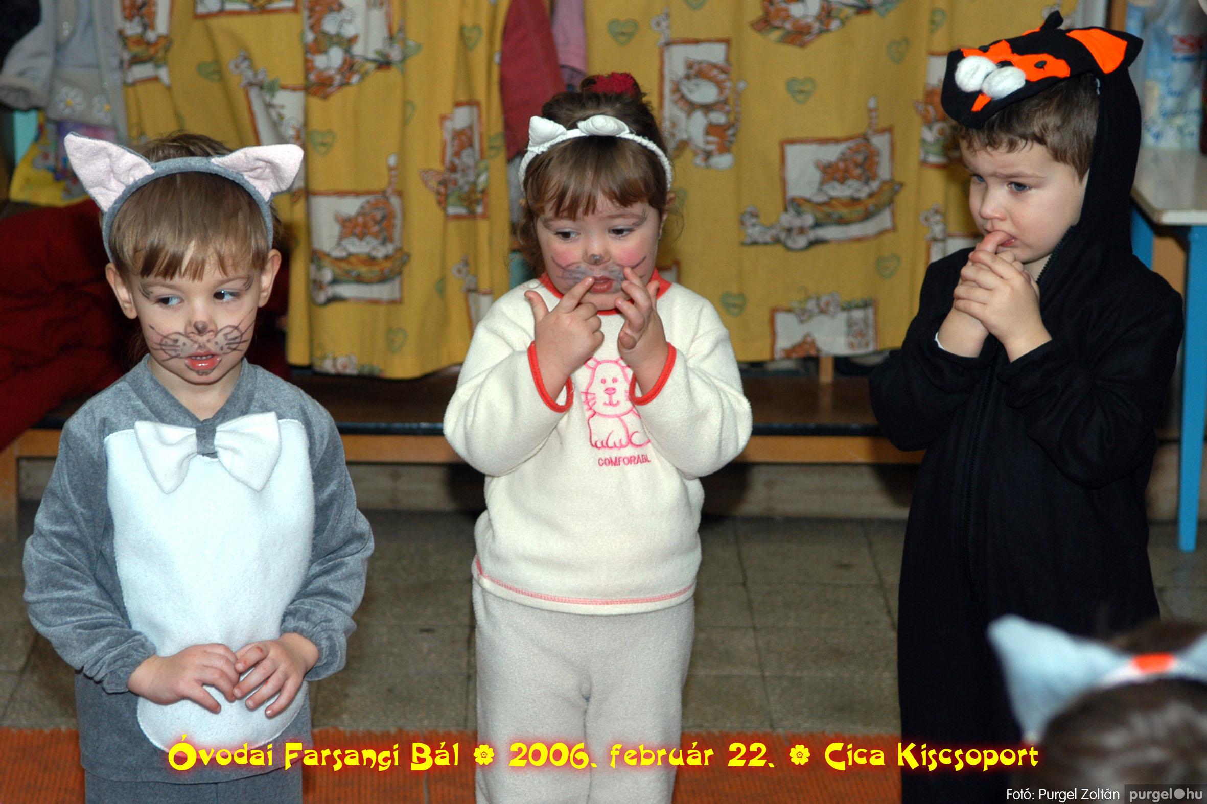 2006.02.22. 006 Kurca-parti Óvoda farsang 2006. - Cica csoport - Fotó:PURGEL ZOLTÁN© 706.jpg