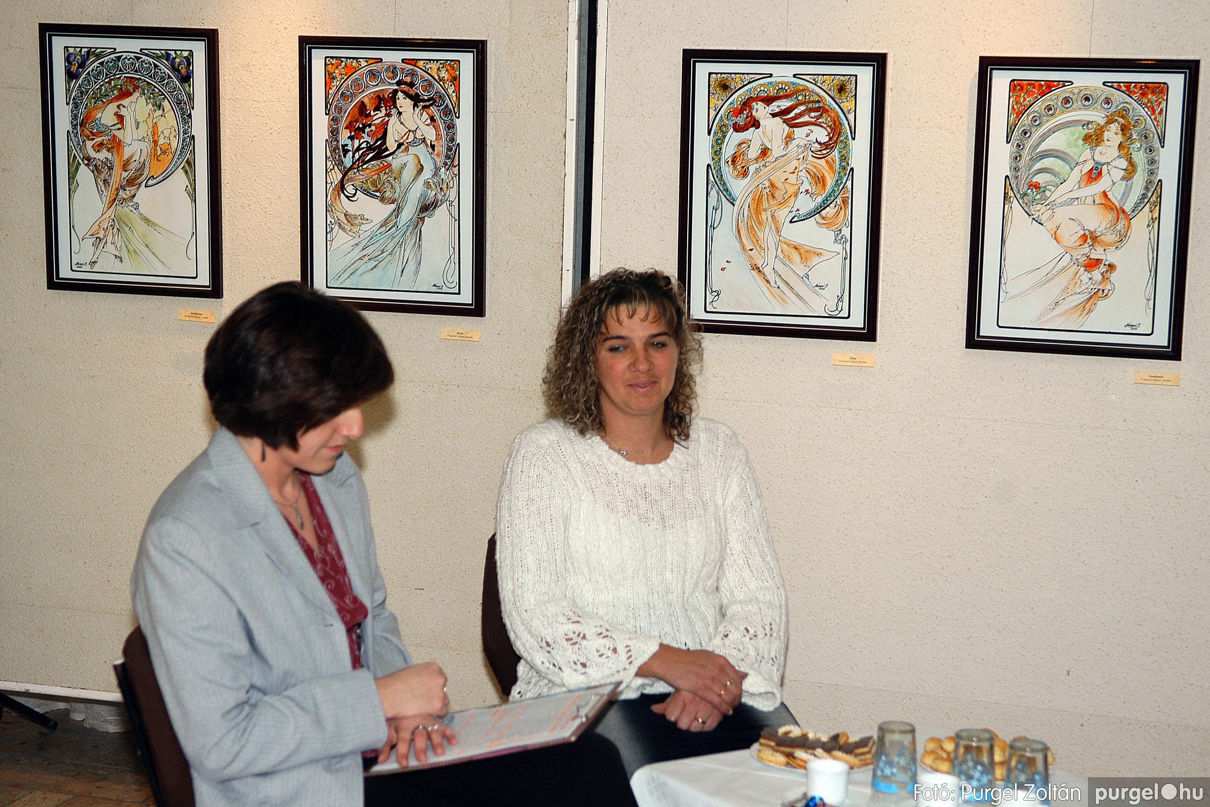 2005.11.28. 001 Prágainé Mágori Aranka kiállítása - Fotó:PURGEL ZOLTÁN© DSC_0001q.jpg