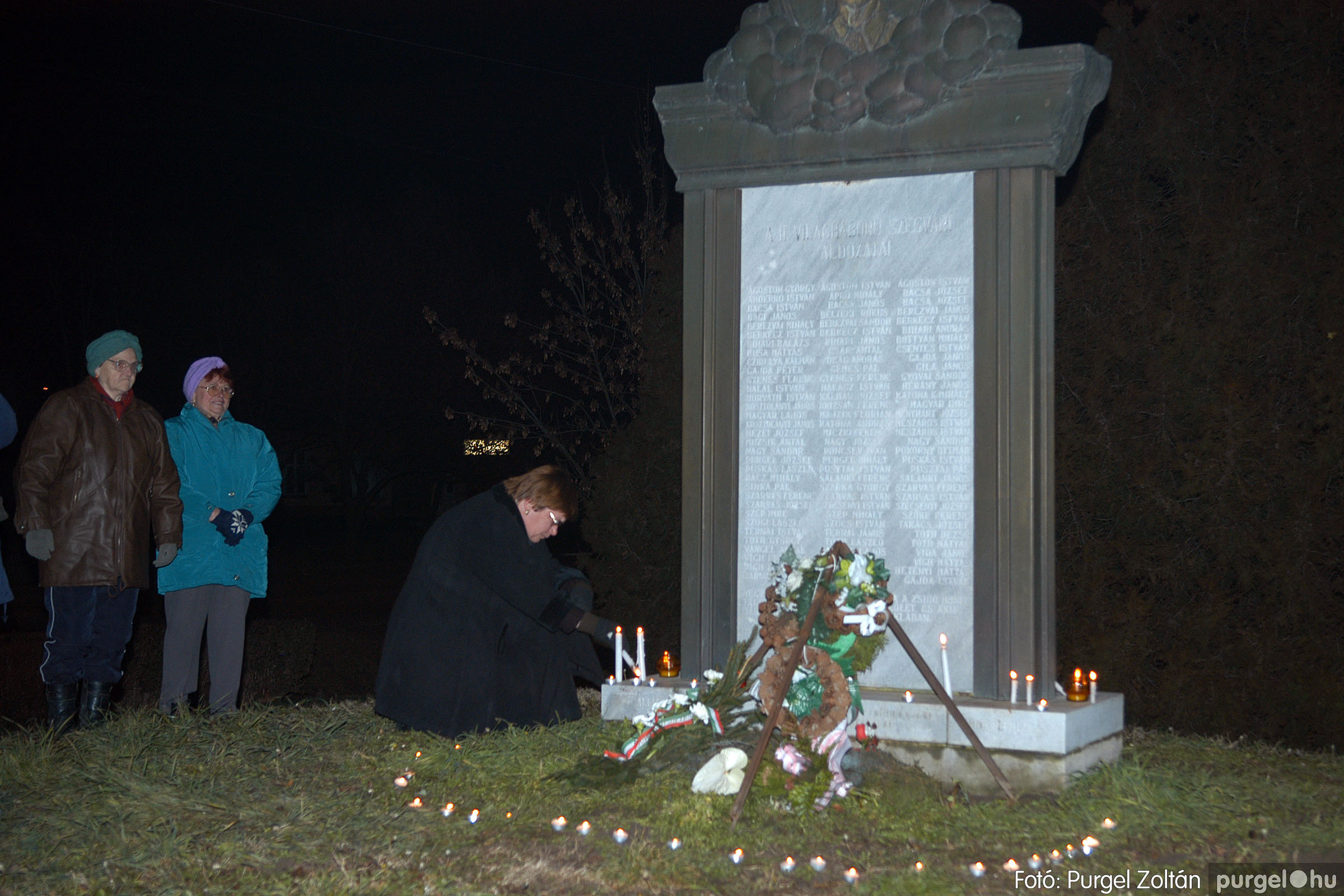 2006.01.13. 010 Megemlékezés a Doni katasztrófa hőseiről - Fotó:PURGEL ZOLTÁN© DSC_0184q.jpg