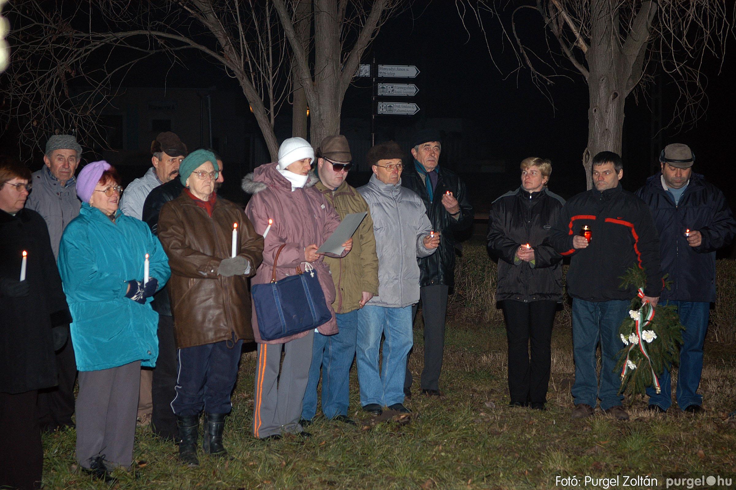 2006.01.13. 003 Megemlékezés a Doni katasztrófa hőseiről - Fotó:PURGEL ZOLTÁN© DSC_0175q.jpg