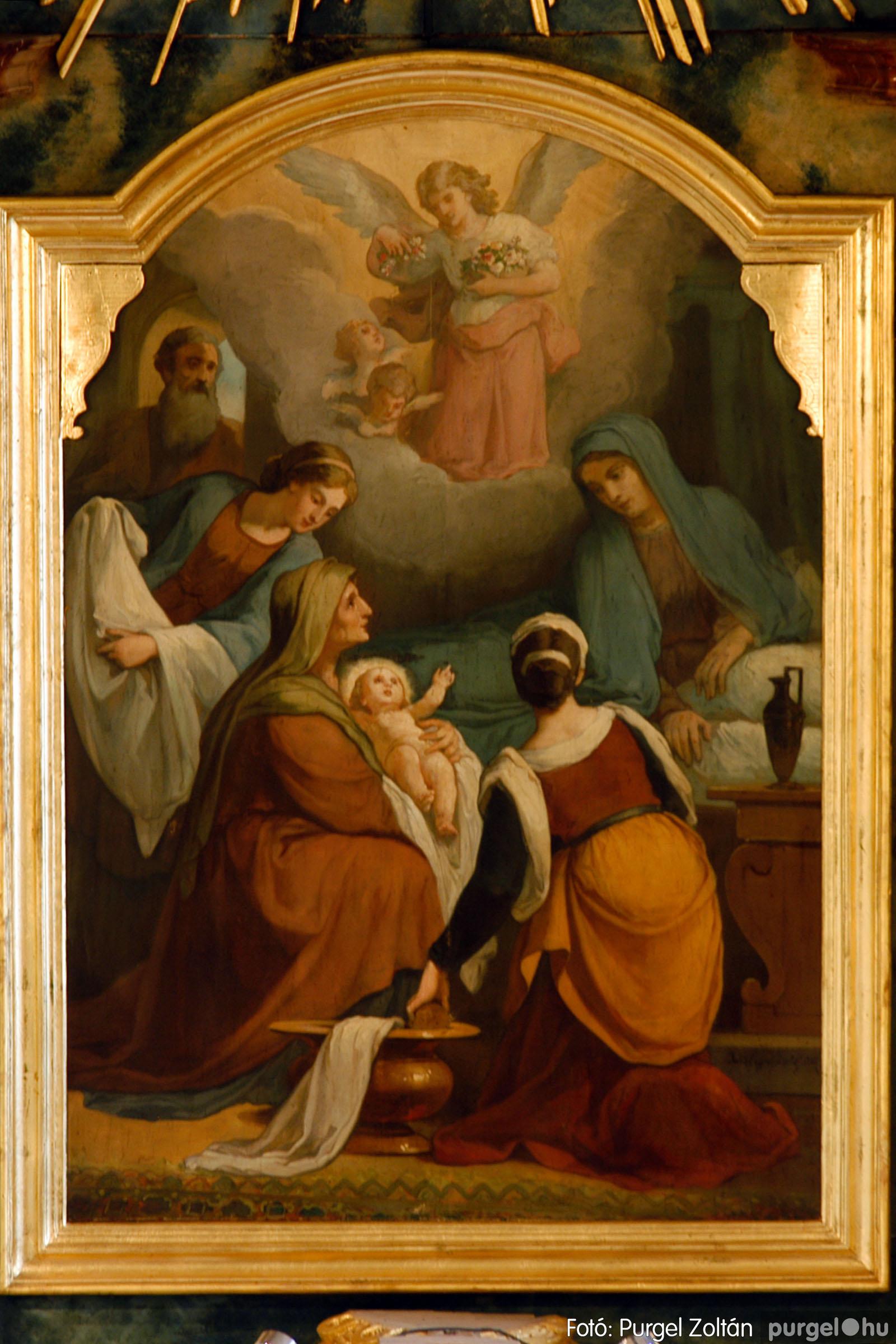 2006.02.06. 021 Látogatás a szegvári Kisboldogasszony Templomban - Fotó:PURGEL ZOLTÁN© DSC_0056q.jpg