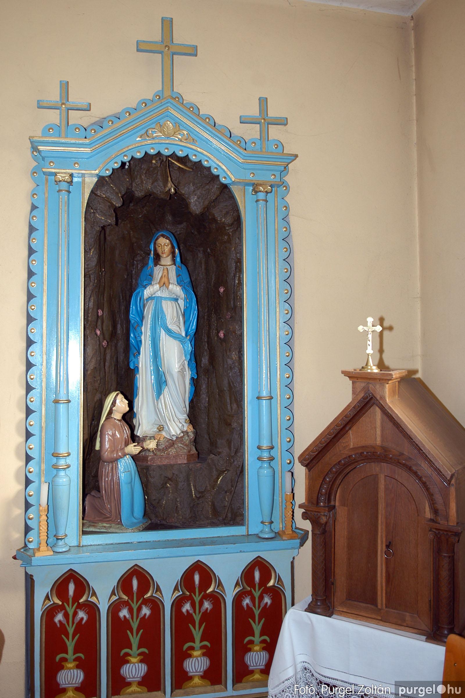 2006.02.06. 100 Látogatás a szegvári Kisboldogasszony Templomban - Fotó:PURGEL ZOLTÁN© DSC_0187q.jpg