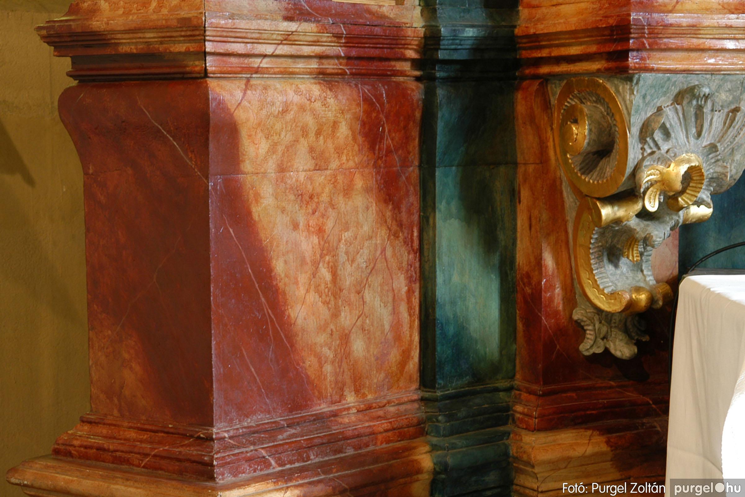 2006.02.06. 092 Látogatás a szegvári Kisboldogasszony Templomban - Fotó:PURGEL ZOLTÁN© DSC_0176q.jpg