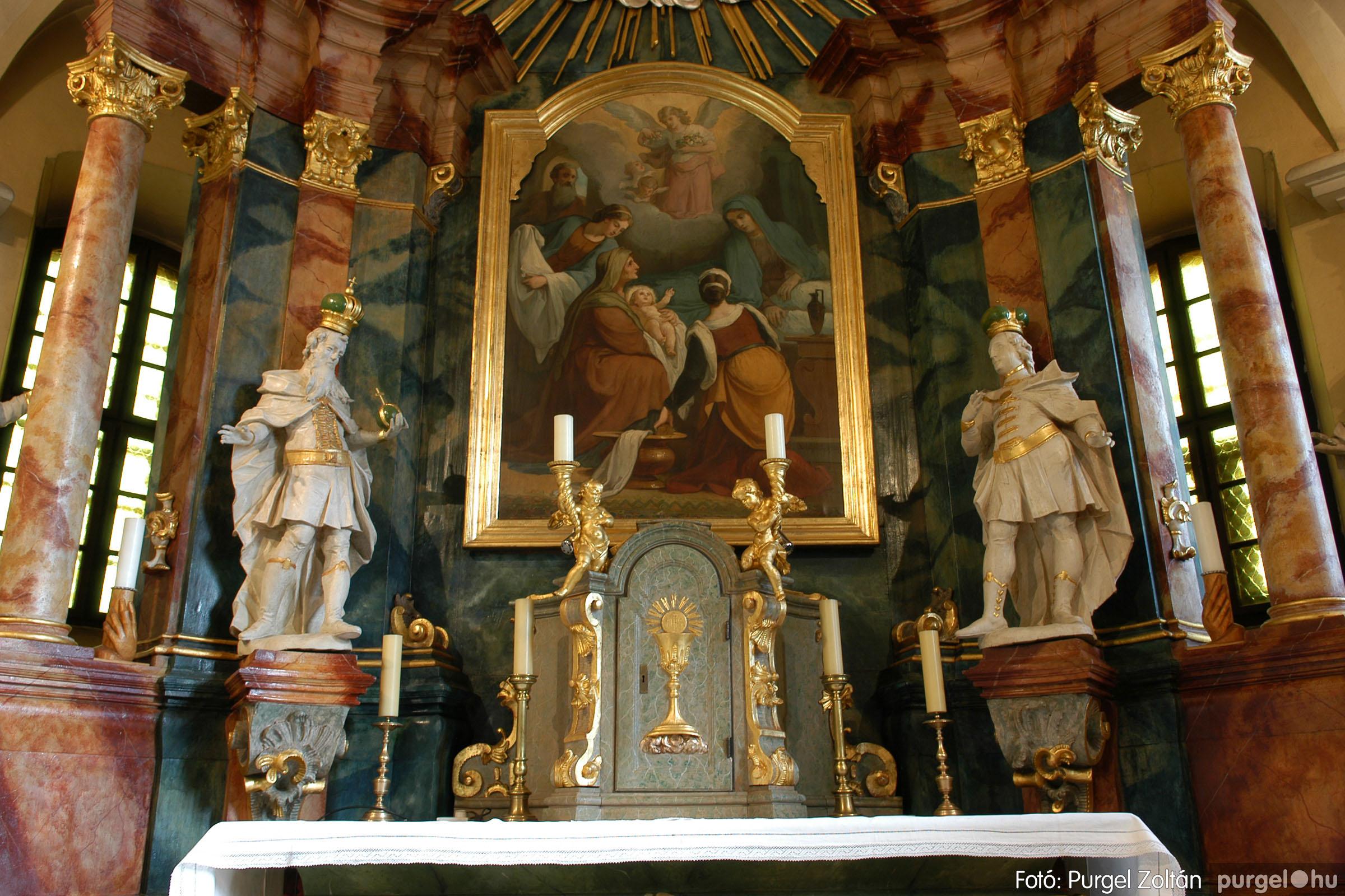 2006.02.06. 087 Látogatás a szegvári Kisboldogasszony Templomban - Fotó:PURGEL ZOLTÁN© DSC_0170q.jpg