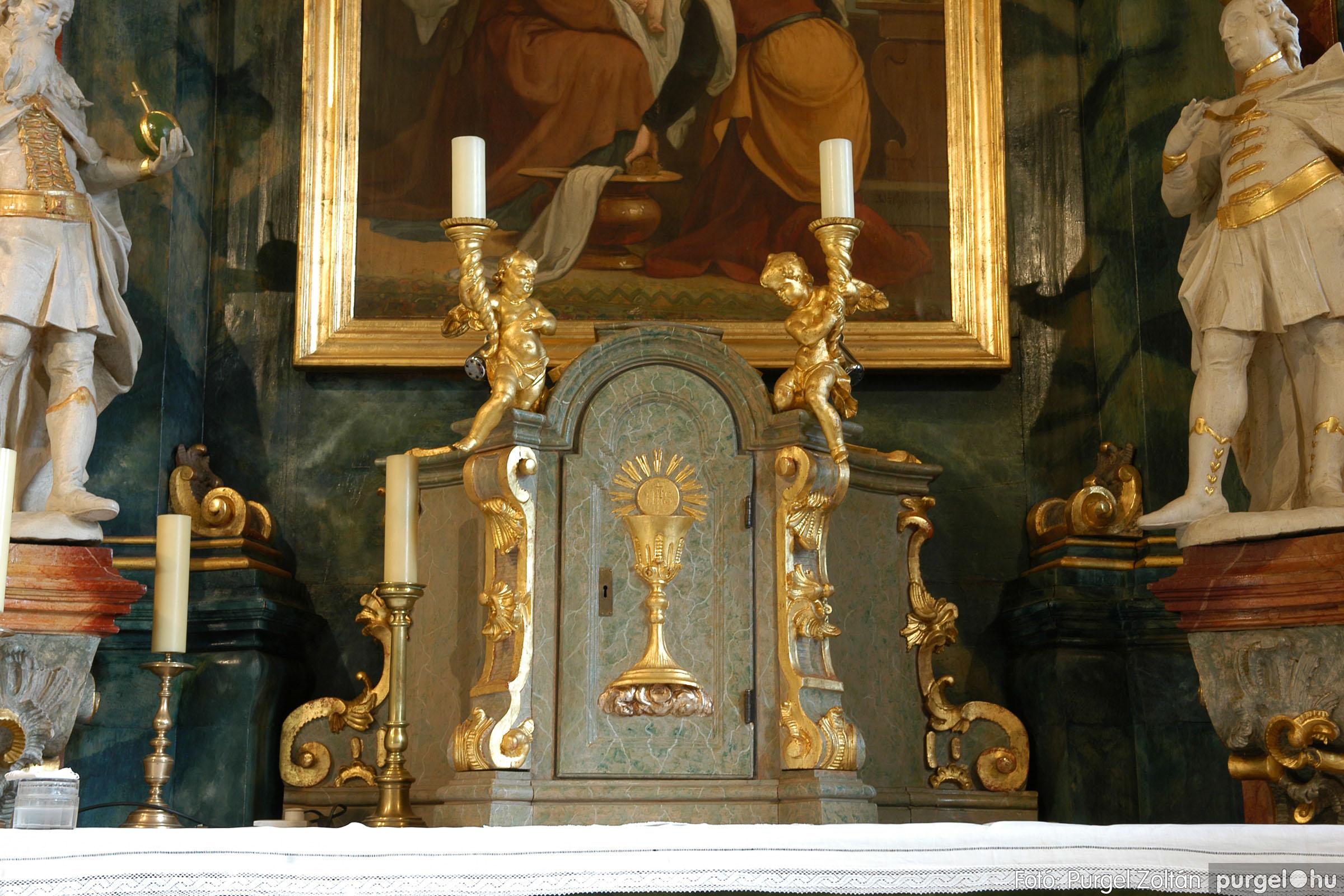 2006.02.06. 086 Látogatás a szegvári Kisboldogasszony Templomban - Fotó:PURGEL ZOLTÁN© DSC_0169q.jpg
