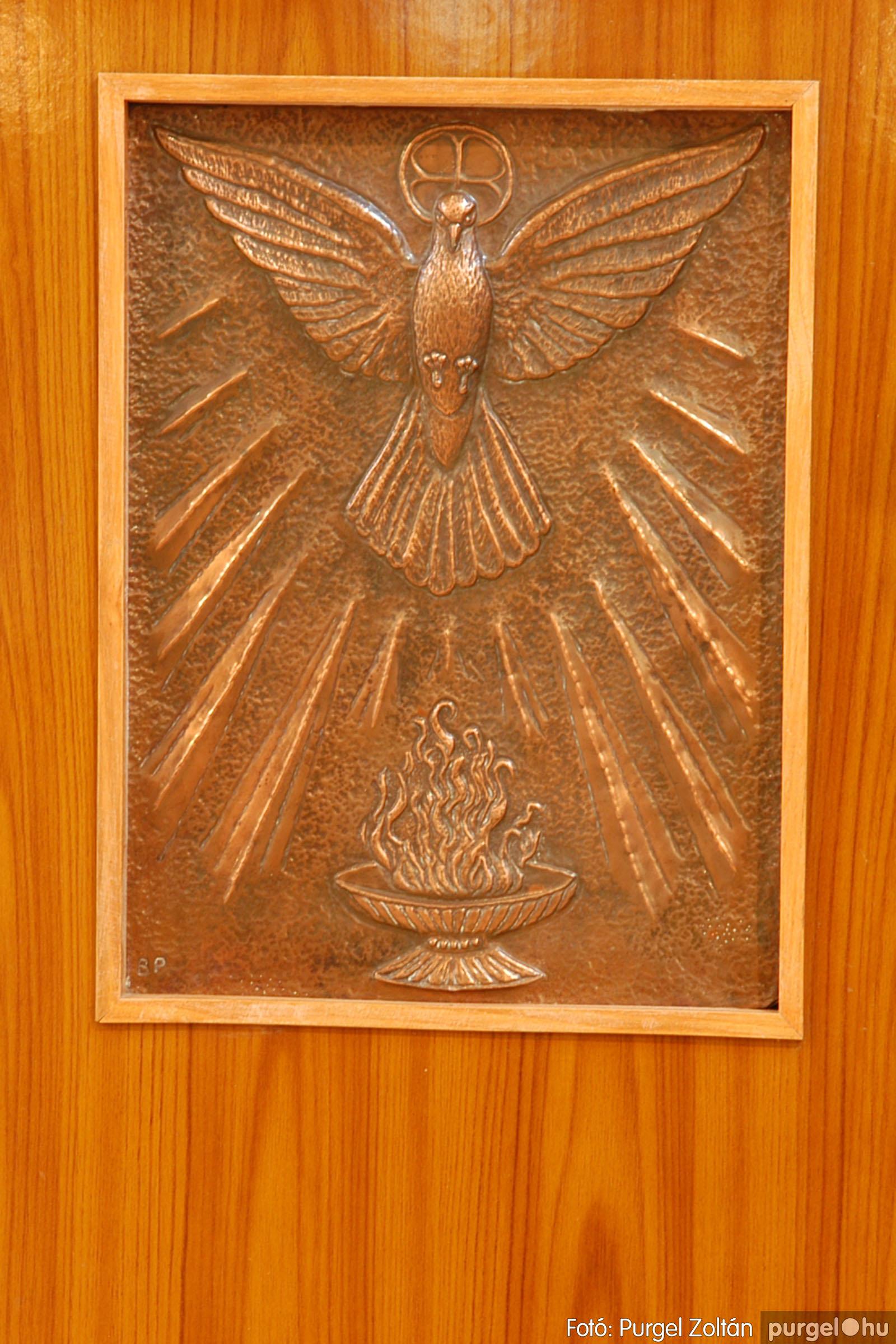 2006.02.06. 070 Látogatás a szegvári Kisboldogasszony Templomban - Fotó:PURGEL ZOLTÁN© DSC_0142q.jpg