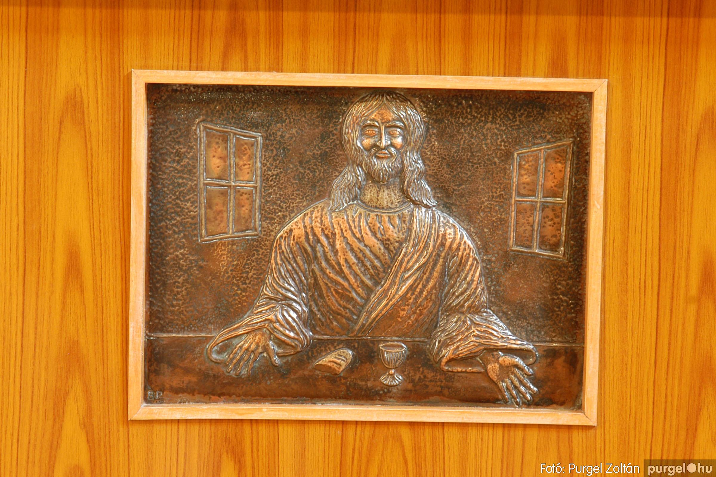 2006.02.06. 069 Látogatás a szegvári Kisboldogasszony Templomban - Fotó:PURGEL ZOLTÁN© DSC_0141q.jpg