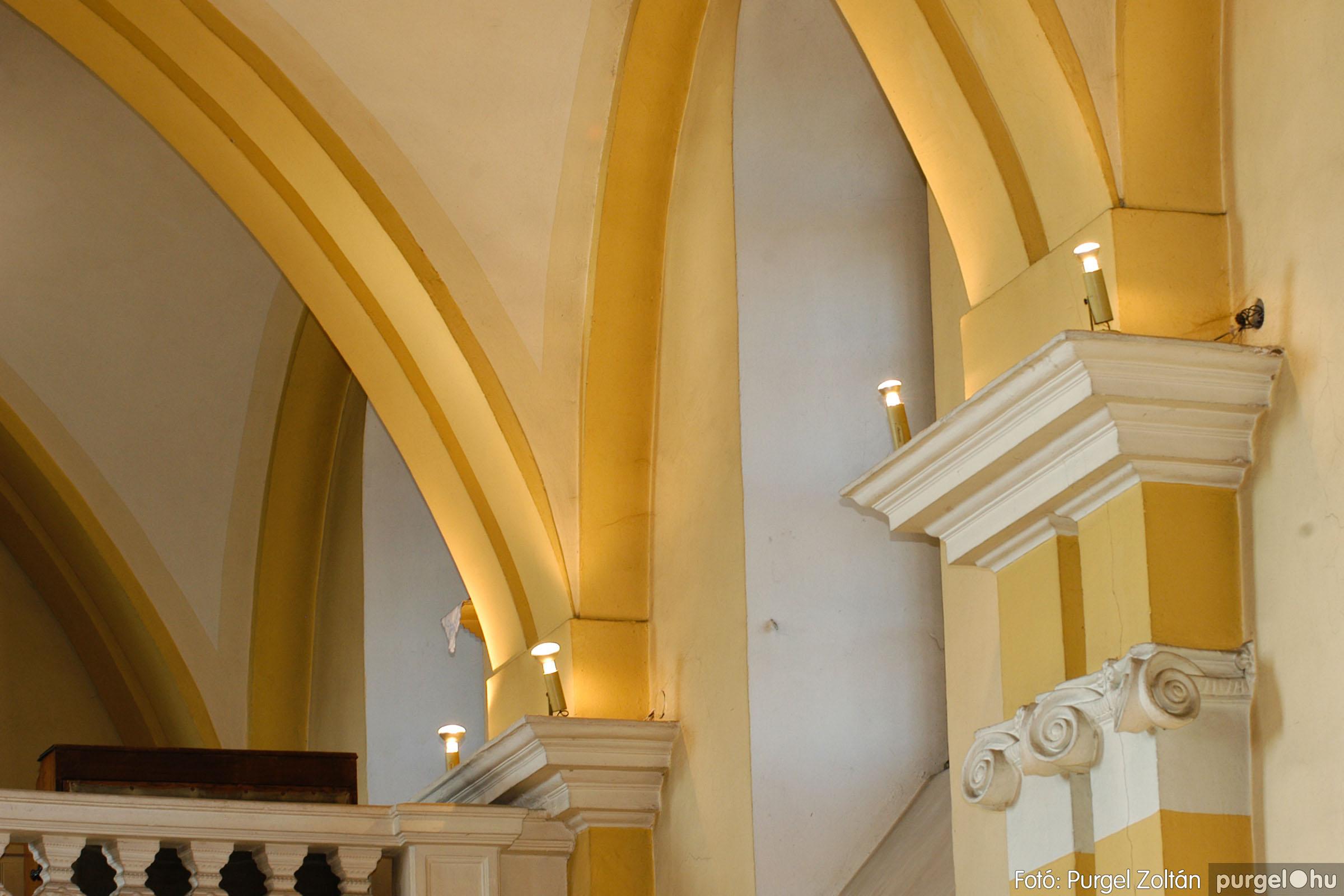 2006.02.06. 039 Látogatás a szegvári Kisboldogasszony Templomban - Fotó:PURGEL ZOLTÁN© DSC_0088q.jpg