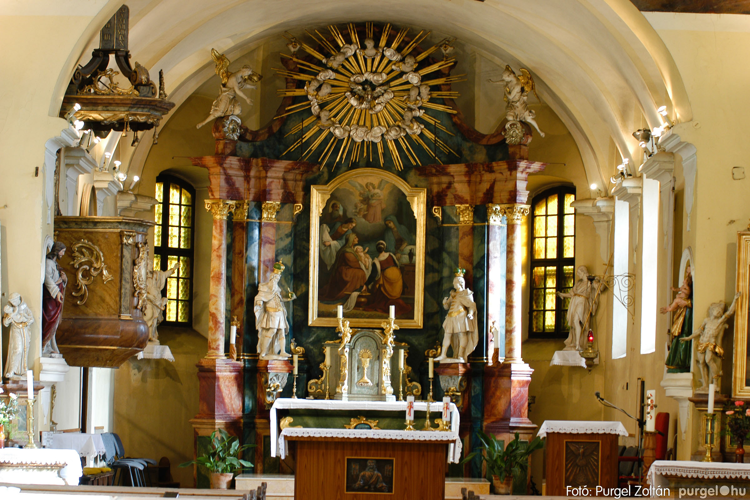 2006.02.06. 024 Látogatás a szegvári Kisboldogasszony Templomban - Fotó:PURGEL ZOLTÁN© DSC_0061q.jpg