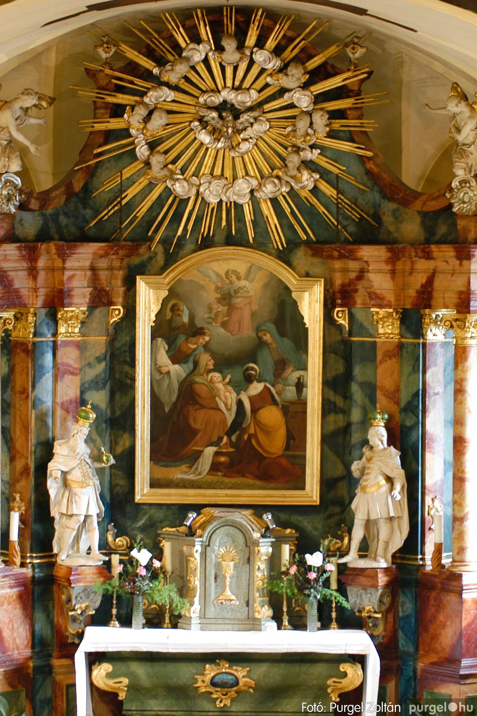 2006.02.06. 022 Látogatás a szegvári Kisboldogasszony Templomban - Fotó:PURGEL ZOLTÁN© DSC_0058q.jpg