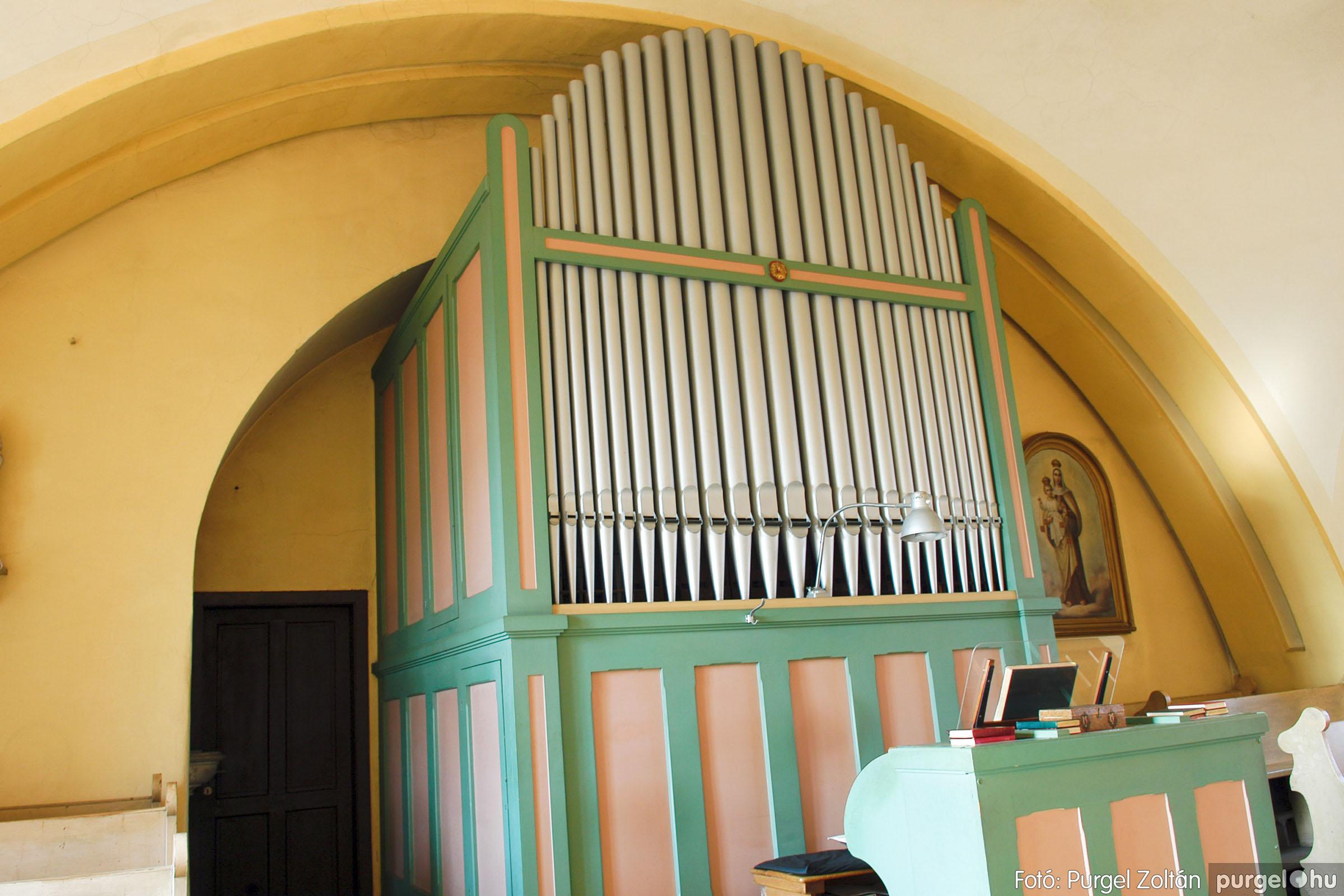 2006.02.06. 014 Látogatás a szegvári Kisboldogasszony Templomban - Fotó:PURGEL ZOLTÁN© DSC_0042q.jpg