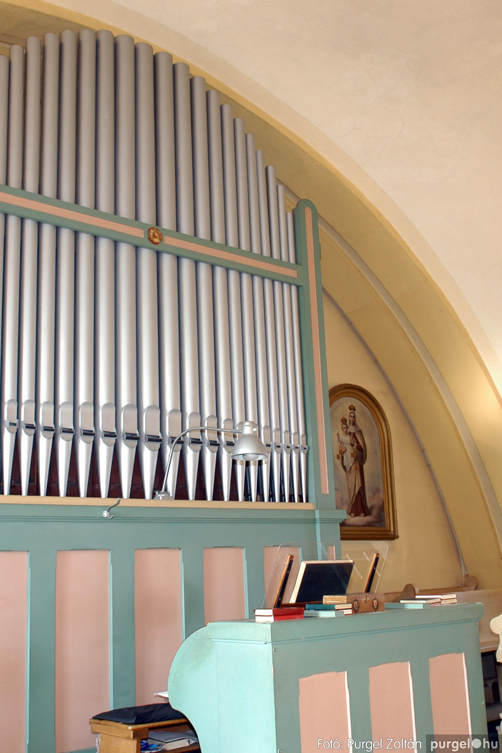 2006.02.06. 013 Látogatás a szegvári Kisboldogasszony Templomban - Fotó:PURGEL ZOLTÁN© DSC_0041q.jpg