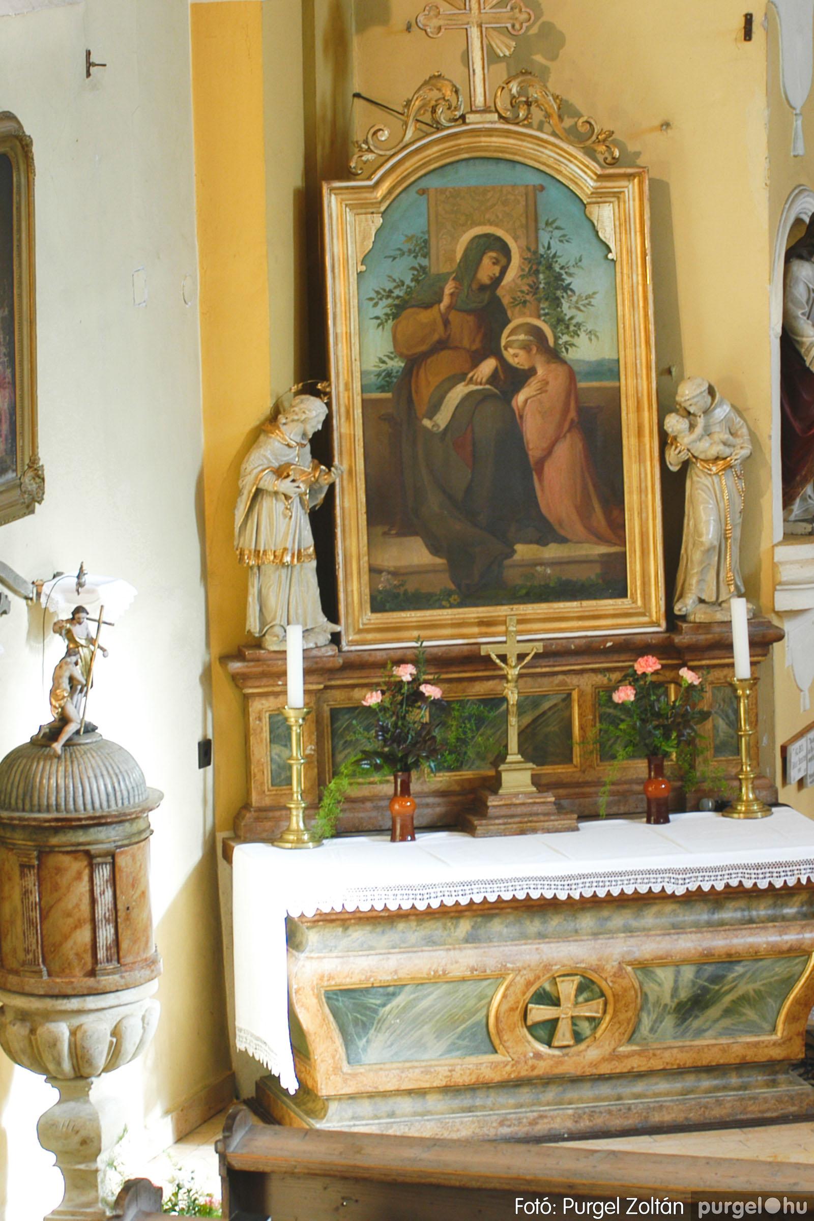 2006.02.06. 008 Látogatás a szegvári Kisboldogasszony Templomban - Fotó:PURGEL ZOLTÁN© DSC_0028q.jpg
