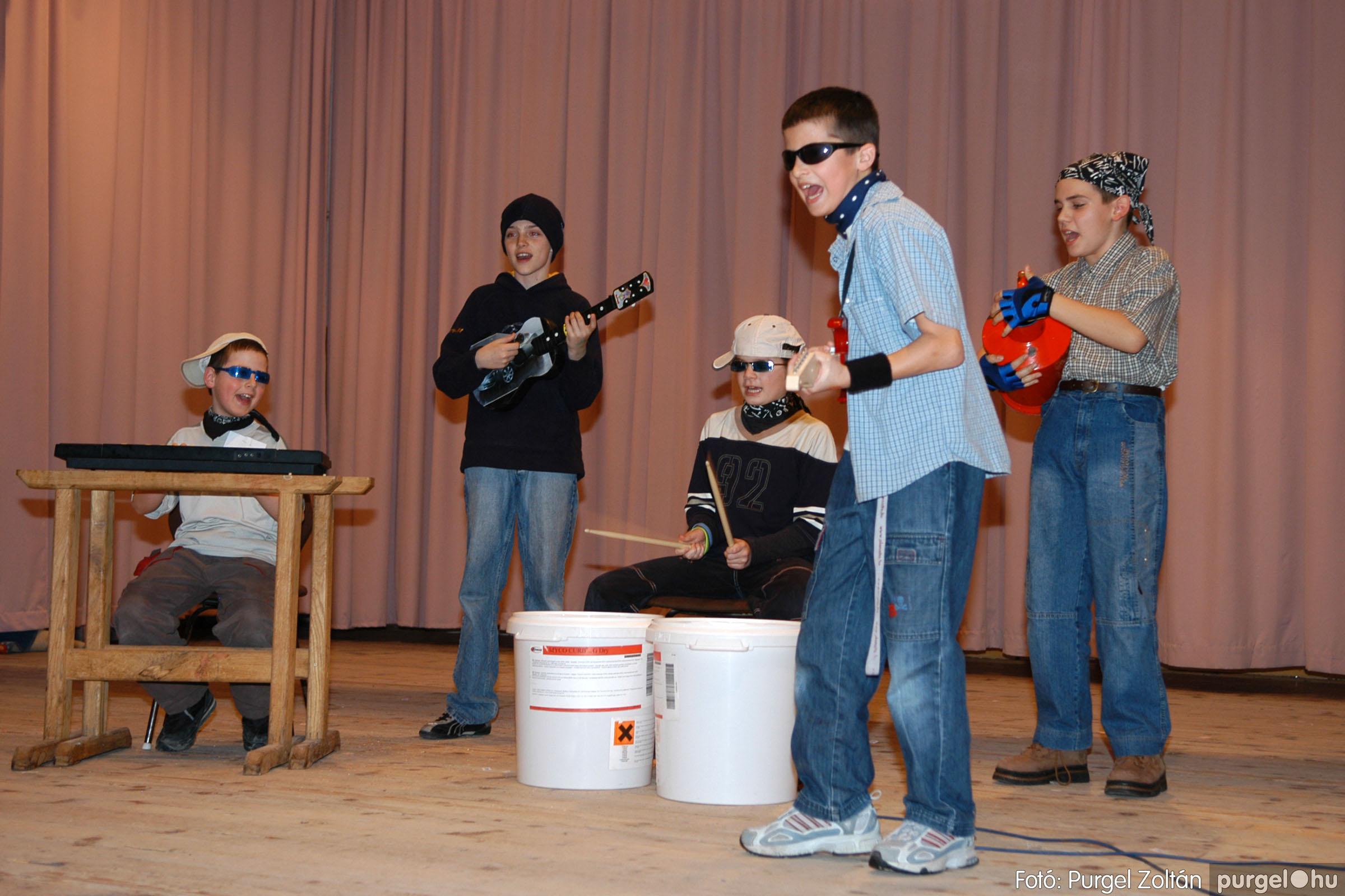 2006.02.18. 094 Forray Máté Általános Iskola farsang 2006. - alsó tagozatosok - Fotó:PURGEL ZOLTÁN© DSC_0118q.jpg