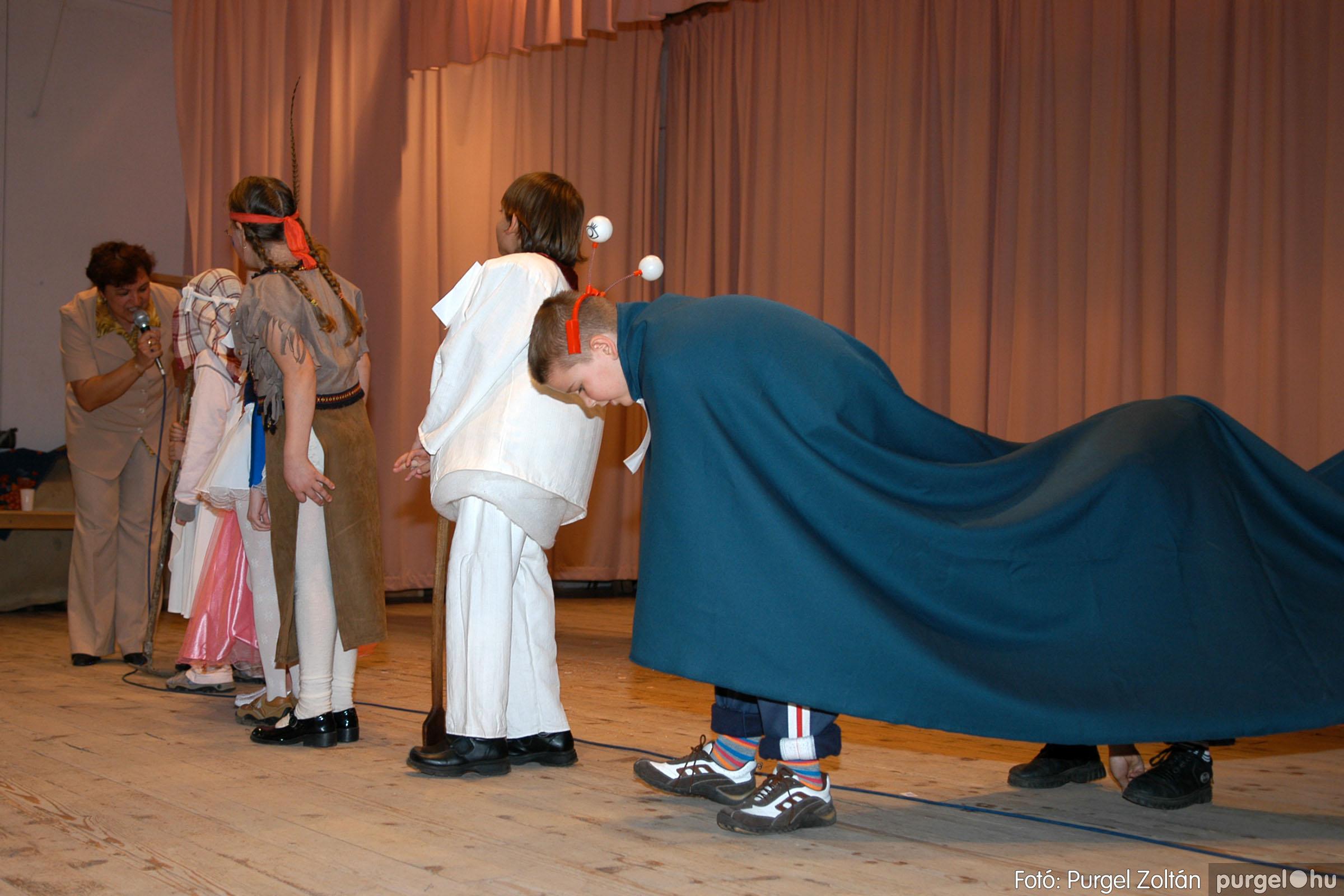 2006.02.18. 088 Forray Máté Általános Iskola farsang 2006. - alsó tagozatosok - Fotó:PURGEL ZOLTÁN© DSC_0111q.jpg