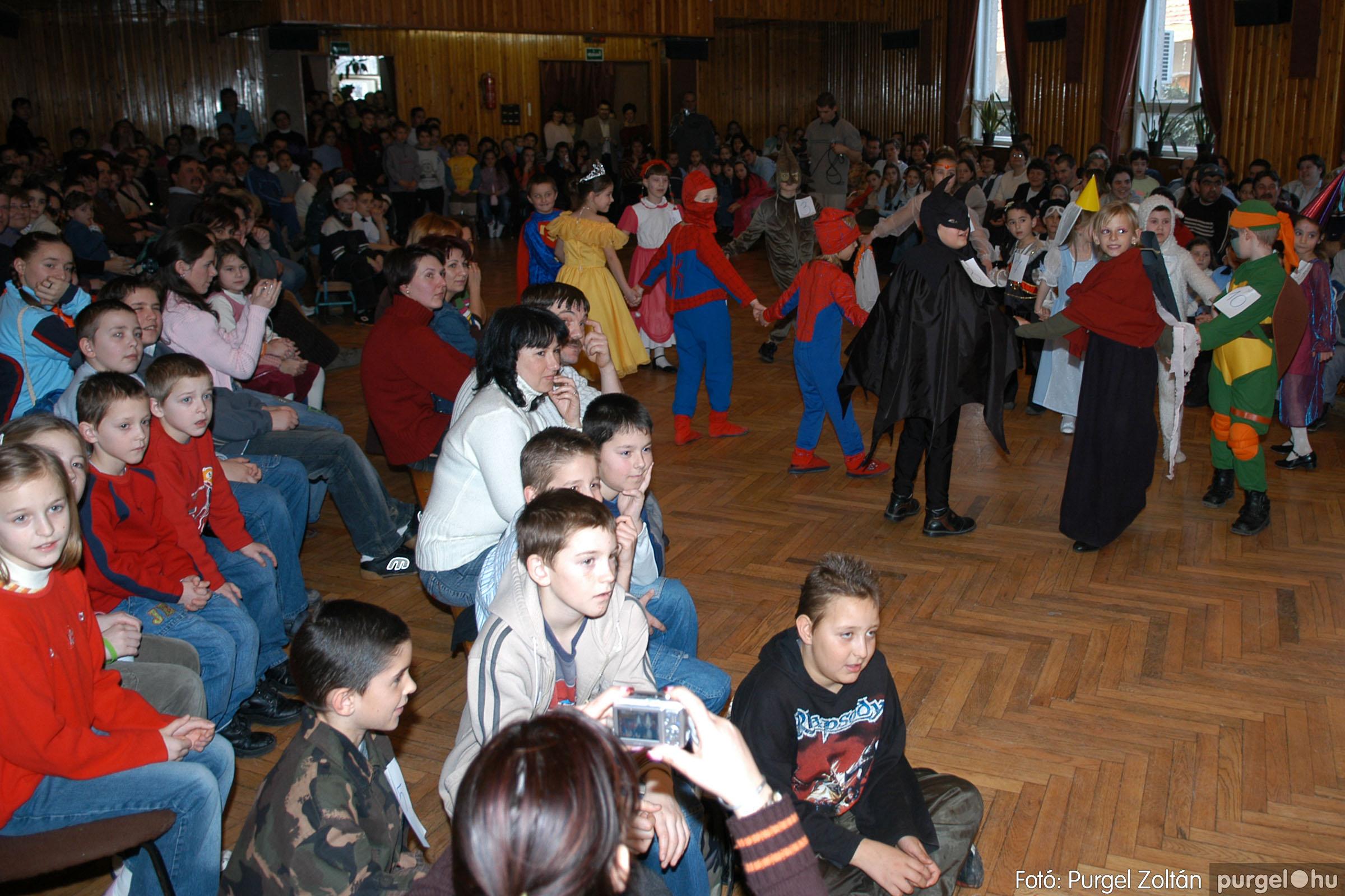 2006.02.18. 041 Forray Máté Általános Iskola farsang 2006. - alsó tagozatosok - Fotó:PURGEL ZOLTÁN© DSC_0058q.jpg