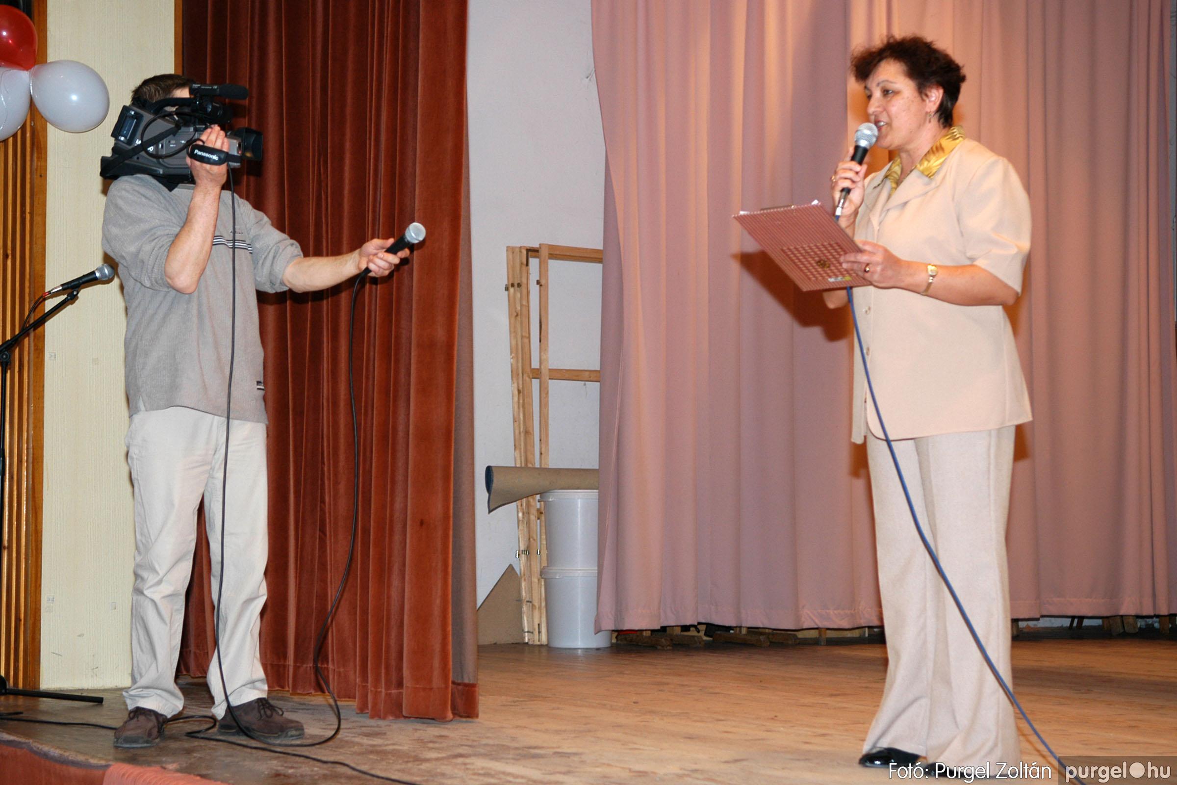 2006.02.18. 035 Forray Máté Általános Iskola farsang 2006. - alsó tagozatosok - Fotó:PURGEL ZOLTÁN© DSC_0050q.jpg