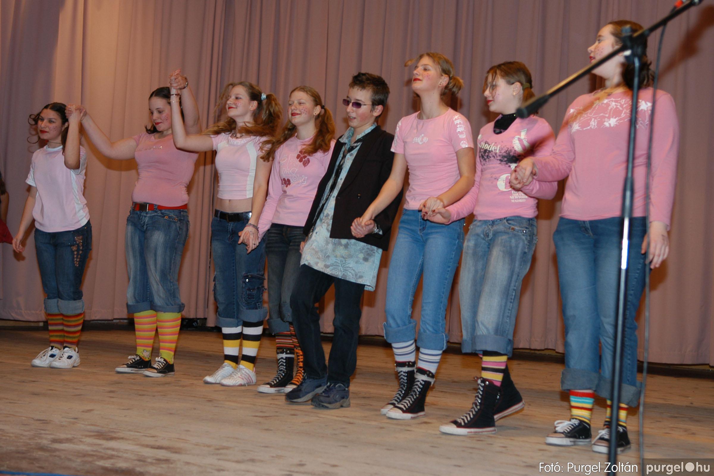 2006.02.17. 031 Forray Máté Általános Iskola farsang 2006. - felső tagozatosok - Fotó:PURGEL ZOLTÁN© DSC_0044q.jpg