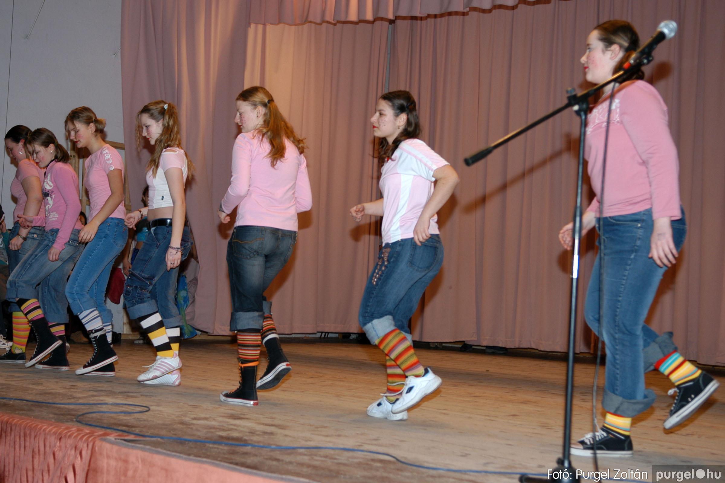 2006.02.17. 027 Forray Máté Általános Iskola farsang 2006. - felső tagozatosok - Fotó:PURGEL ZOLTÁN© DSC_0040q.jpg