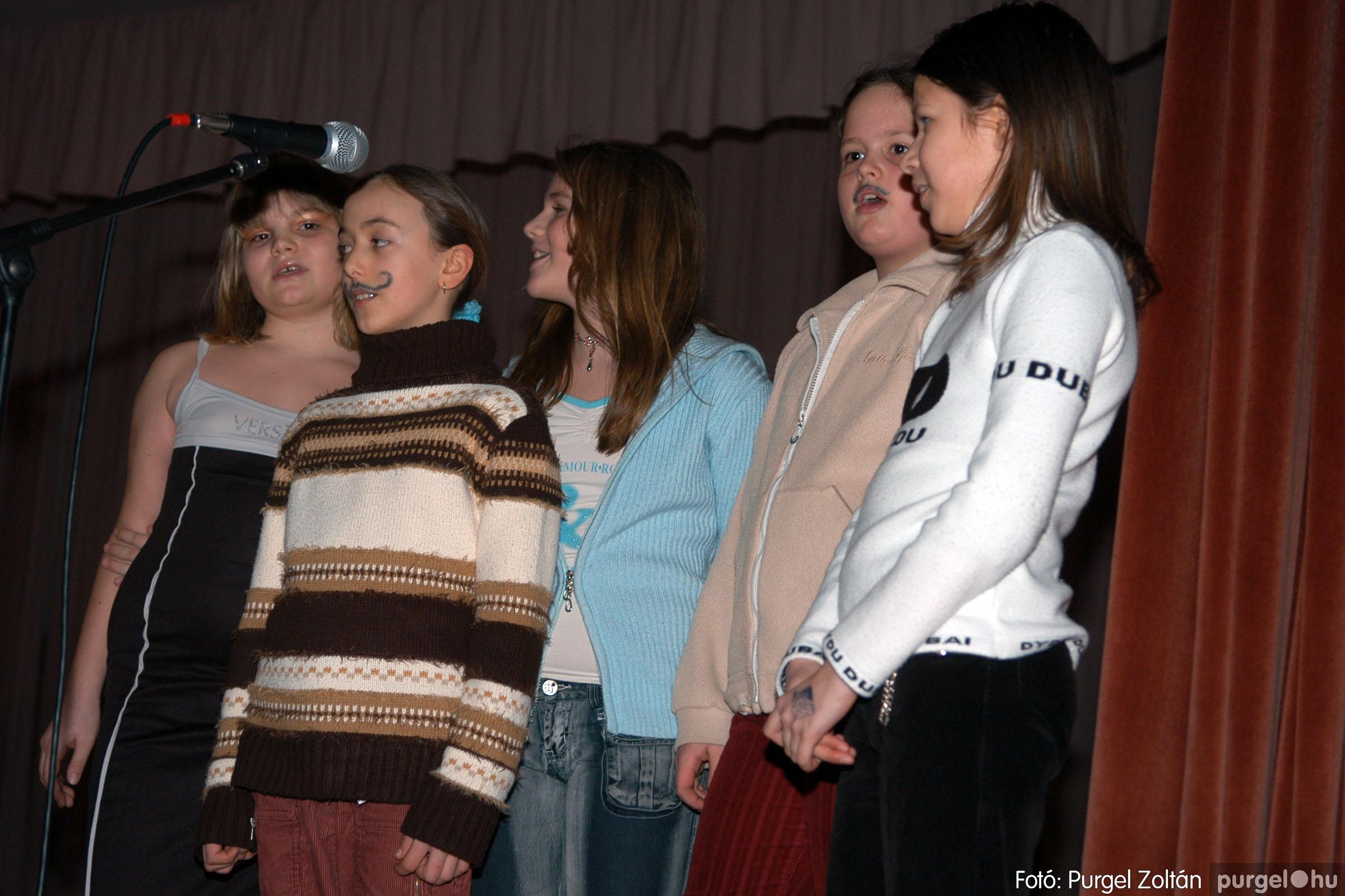 2006.02.17. 025 Forray Máté Általános Iskola farsang 2006. - felső tagozatosok - Fotó:PURGEL ZOLTÁN© DSC_0034q.jpg