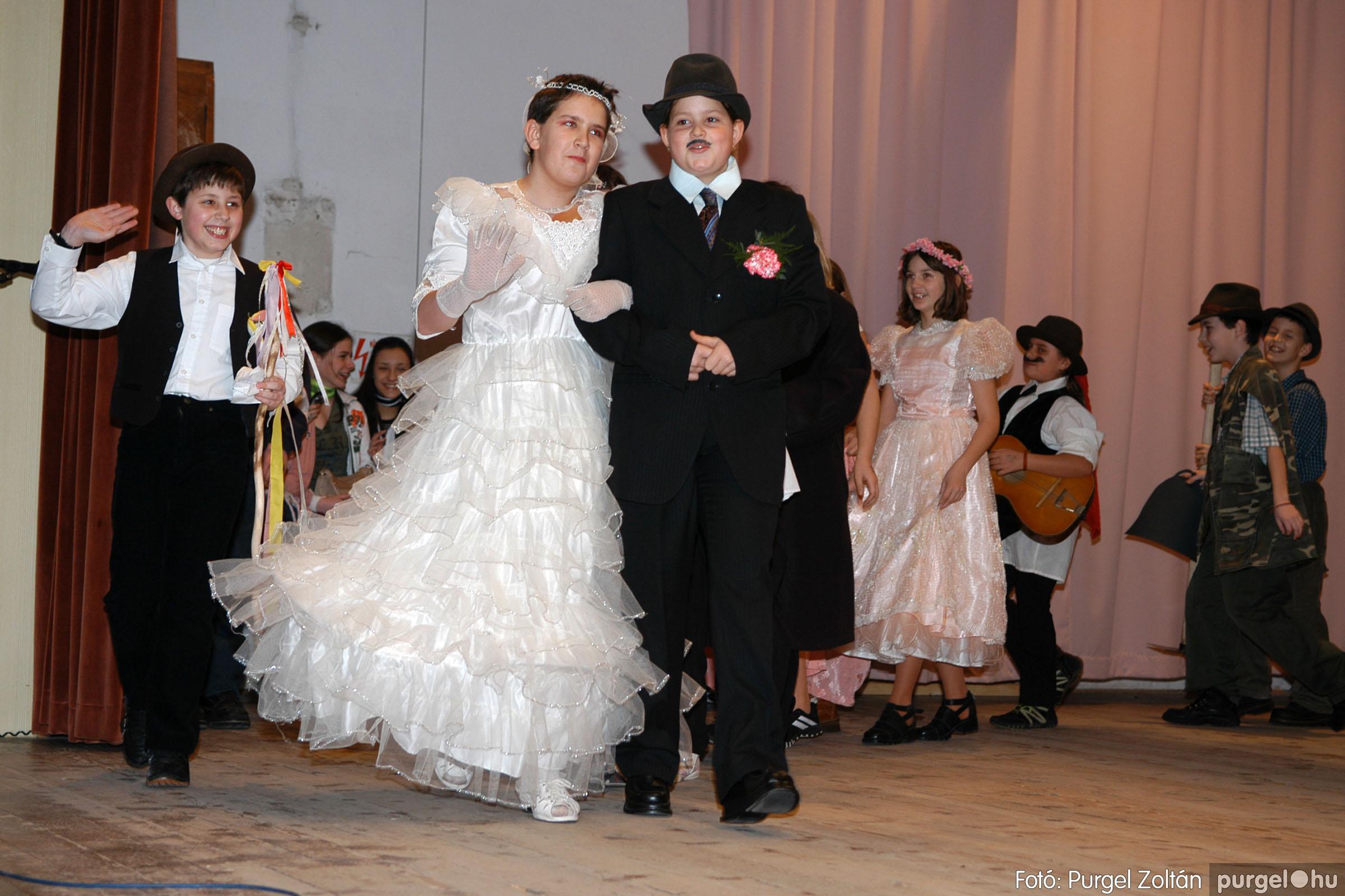 2006.02.17. 003 Forray Máté Általános Iskola farsang 2006. - felső tagozatosok - Fotó:PURGEL ZOLTÁN© DSC_0003q.jpg