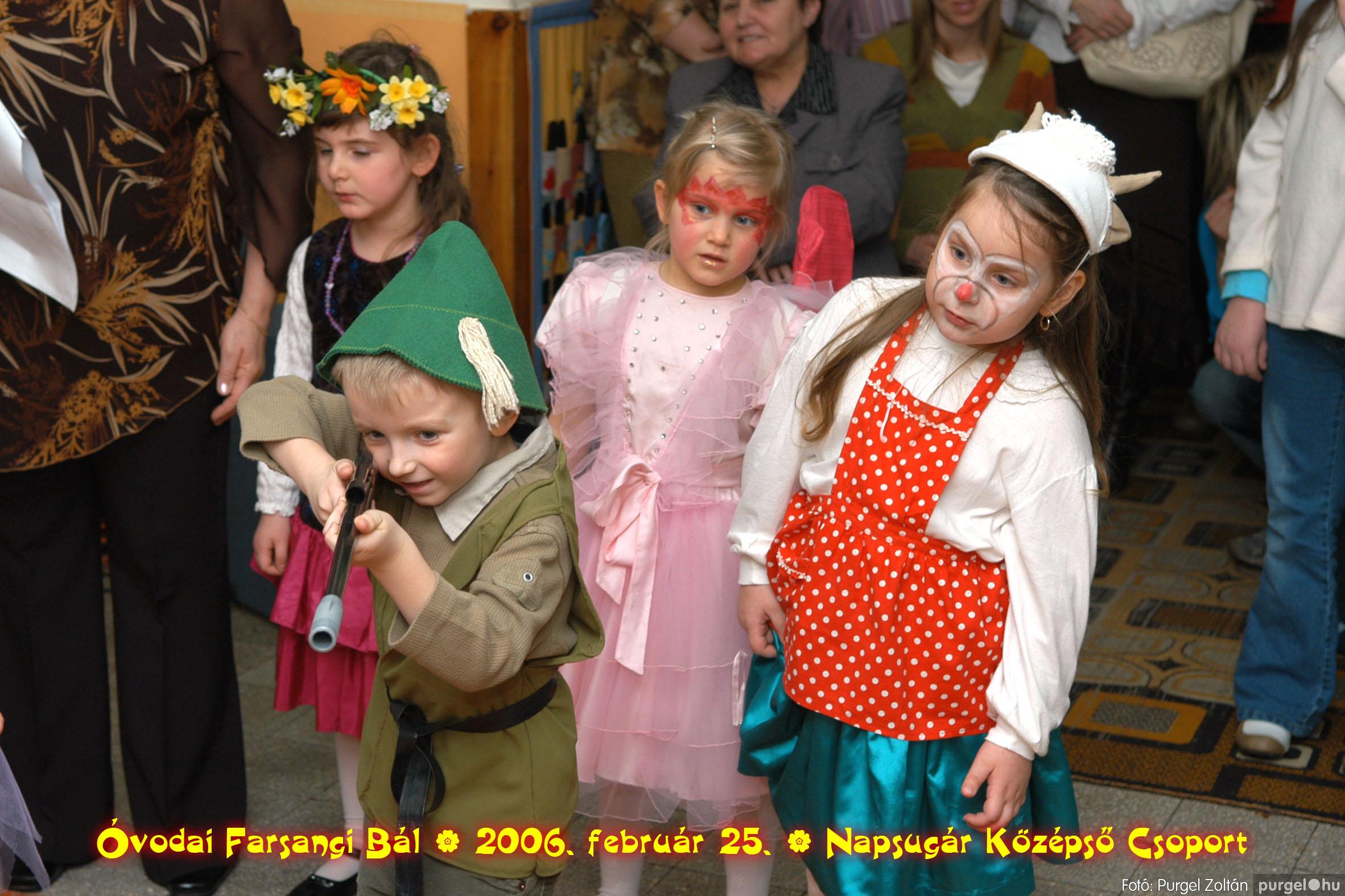 2006.02.25. 223 Kurca-parti Óvoda farsang 2006. - Napsugár csoport - Fotó:PURGEL ZOLTÁN©.jpg