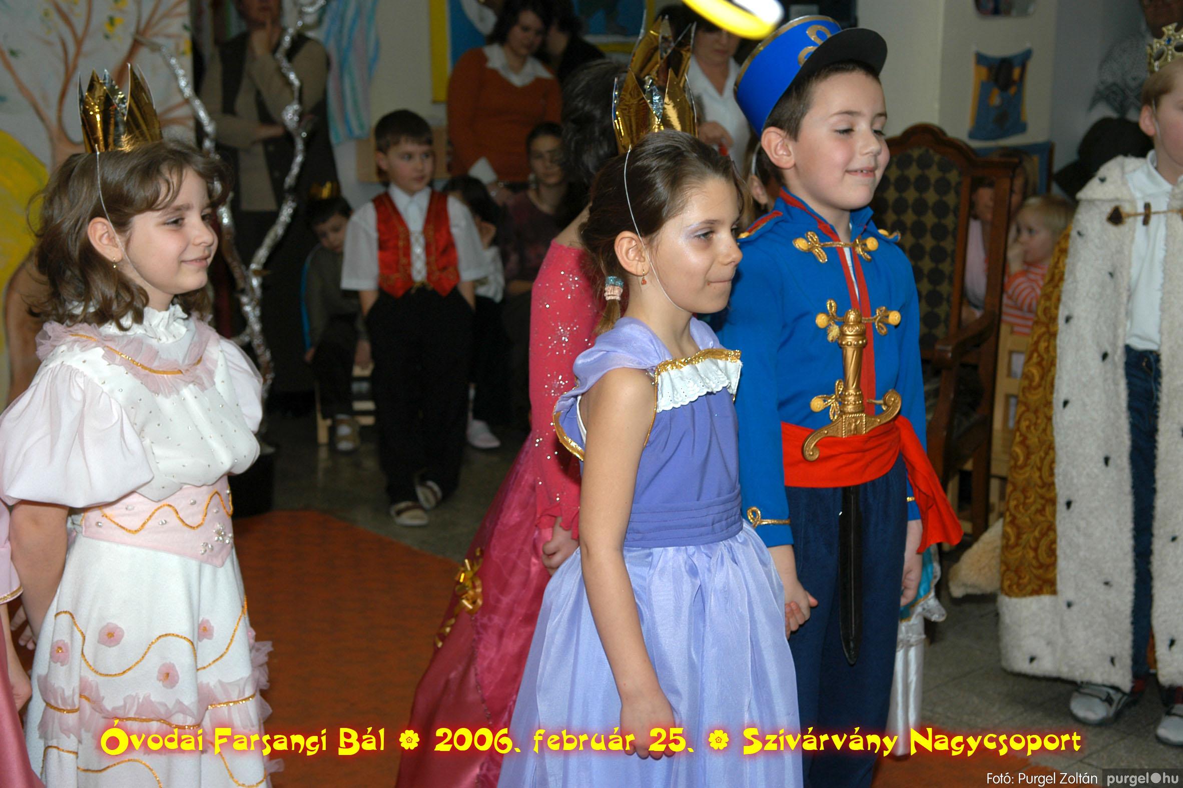 2006.02.25. 166 Kurca-parti Óvoda farsang 2006. - Szivárvány csoport - Fotó:PURGEL ZOLTÁN©.jpg