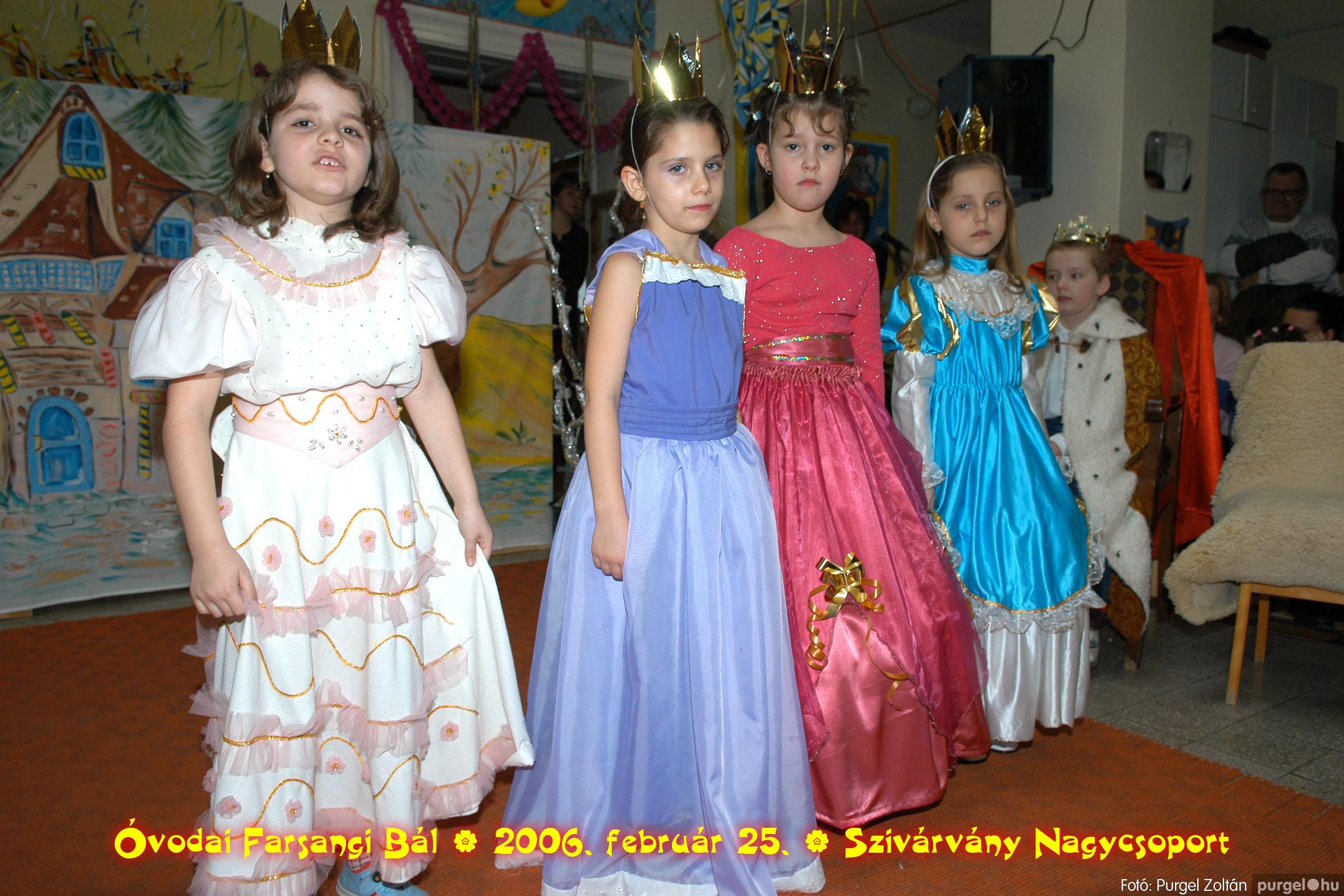 2006.02.25. 143 Kurca-parti Óvoda farsang 2006. - Szivárvány csoport - Fotó:PURGEL ZOLTÁN©.jpg