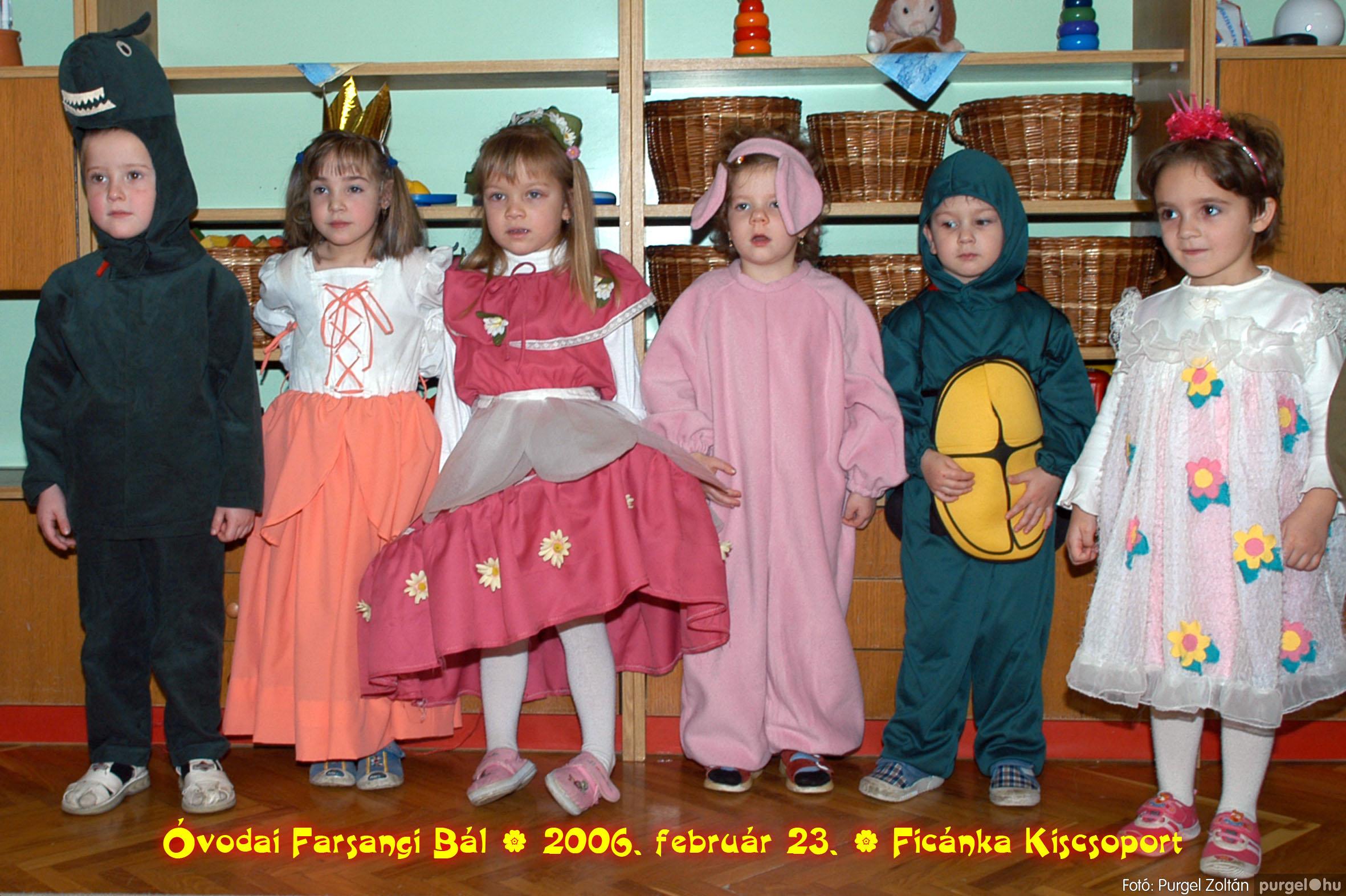 2006.02.23. 067 Kurca-parti Óvoda farsang 2006. - Ficánka csoport - Fotó:PURGEL ZOLTÁN© .jpg