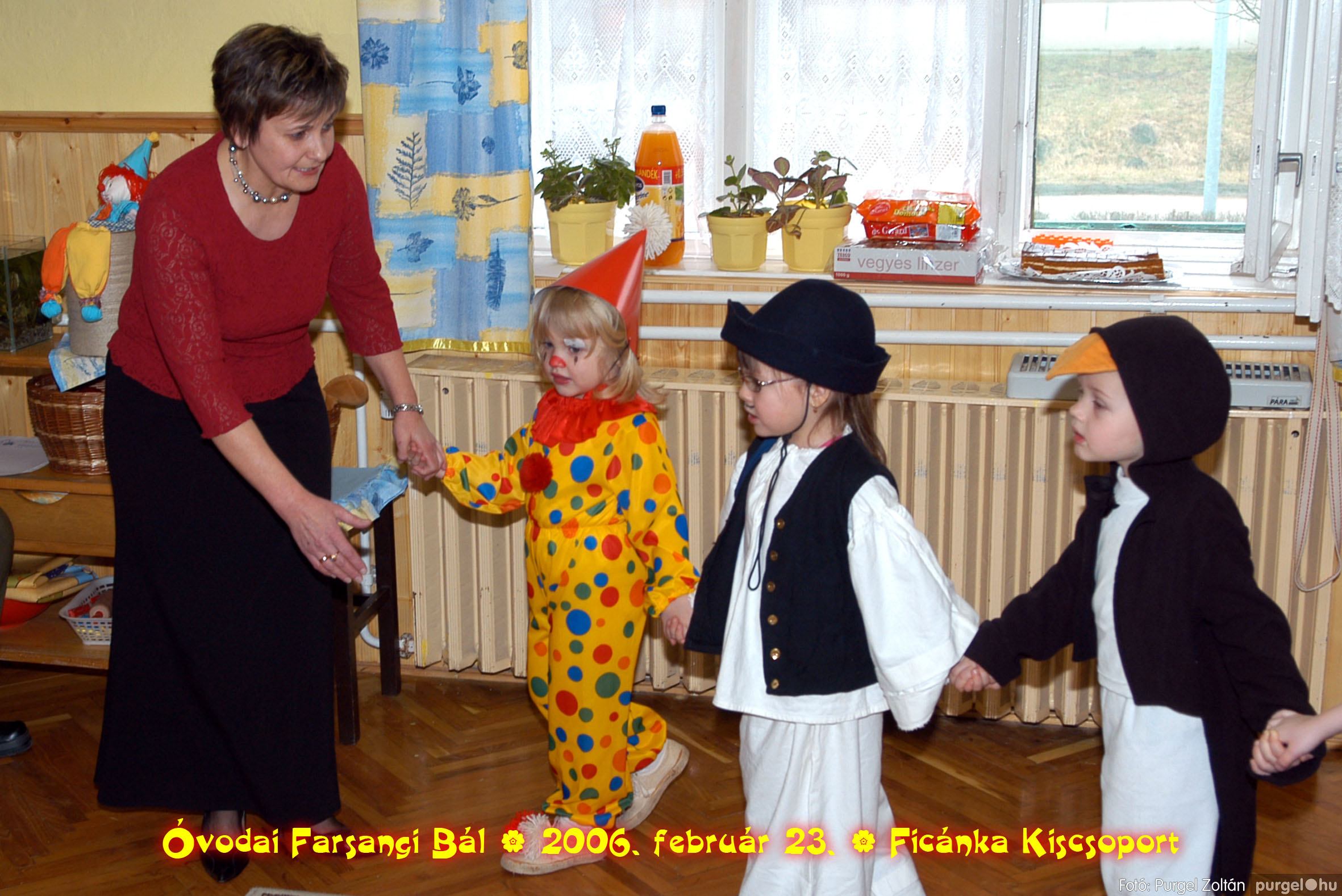 2006.02.23. 061 Kurca-parti Óvoda farsang 2006. - Ficánka csoport - Fotó:PURGEL ZOLTÁN© .jpg