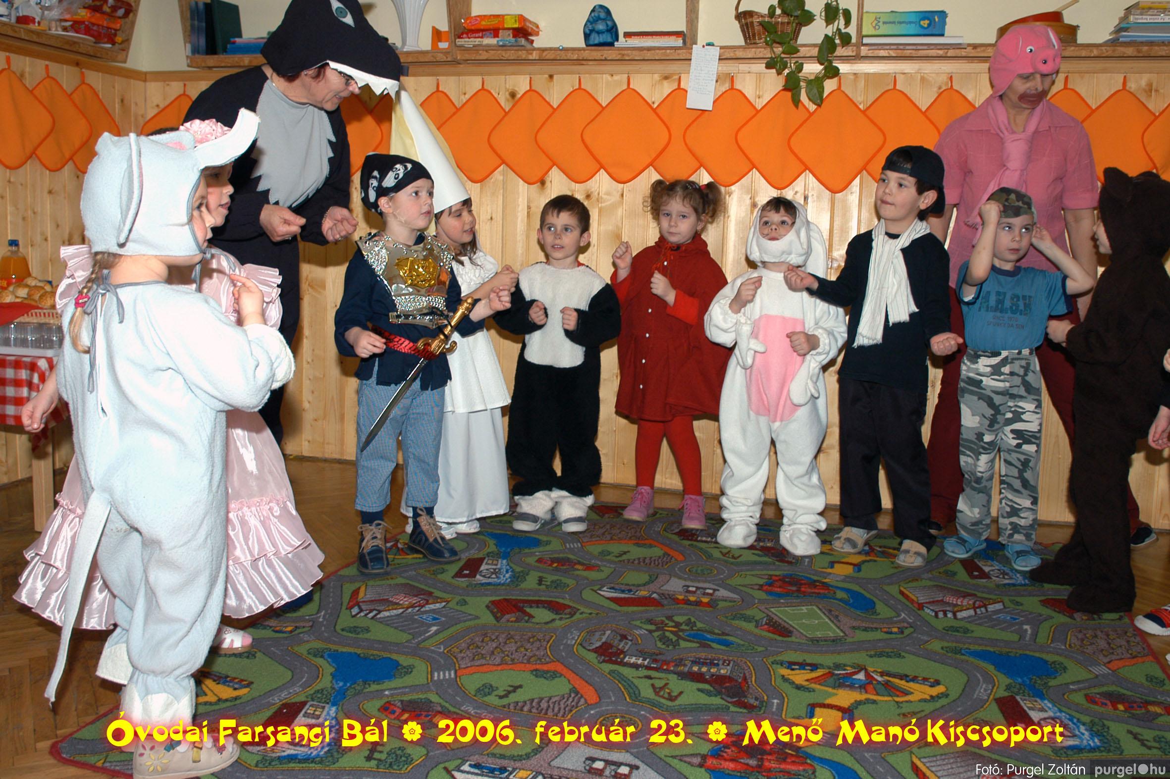 2006.02.23. 049 Kurca-parti Óvoda farsang 2006. - Menő-Manó csoport - Fotó:PURGEL ZOLTÁN©.jpg