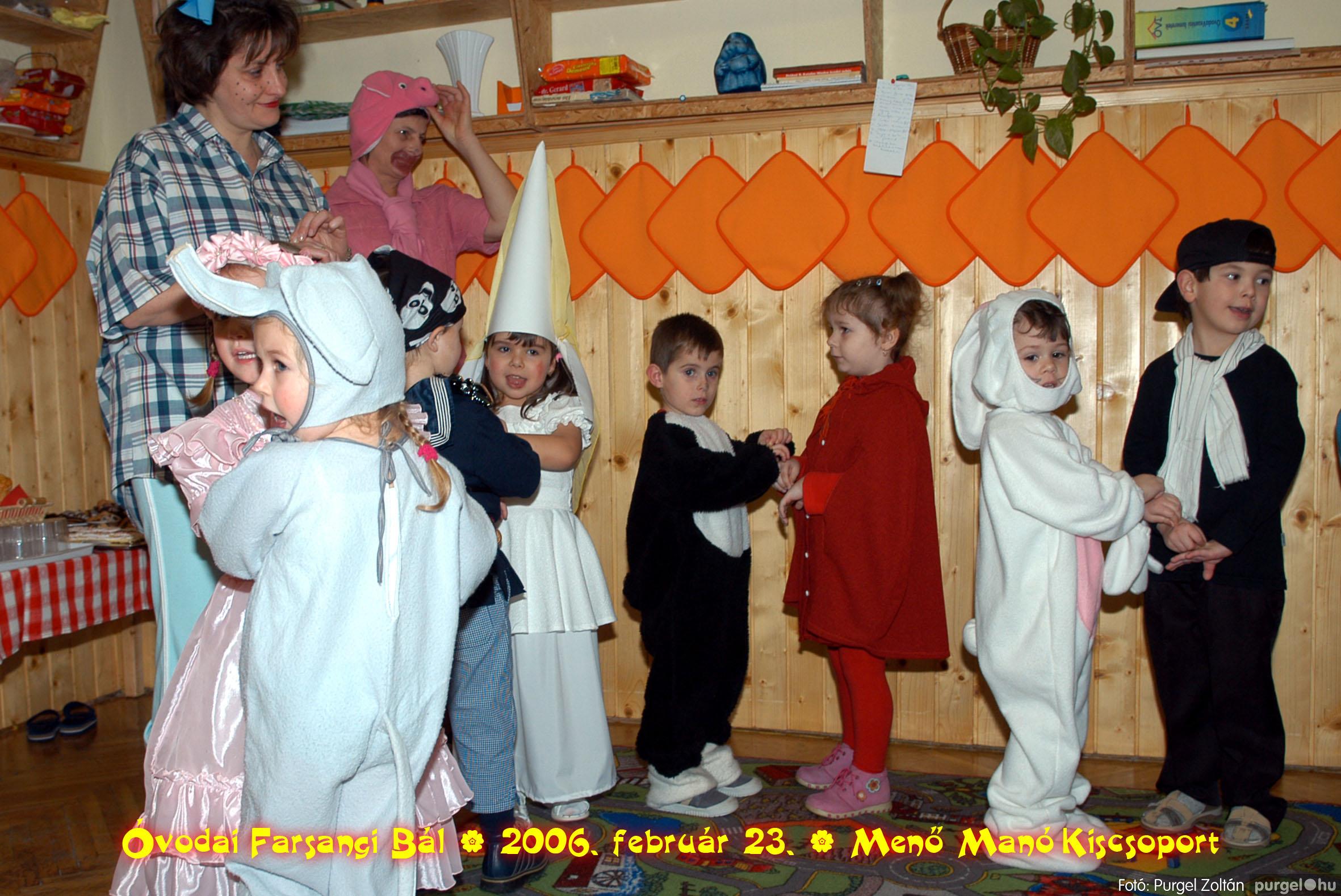 2006.02.23. 045 Kurca-parti Óvoda farsang 2006. - Menő-Manó csoport - Fotó:PURGEL ZOLTÁN©.jpg