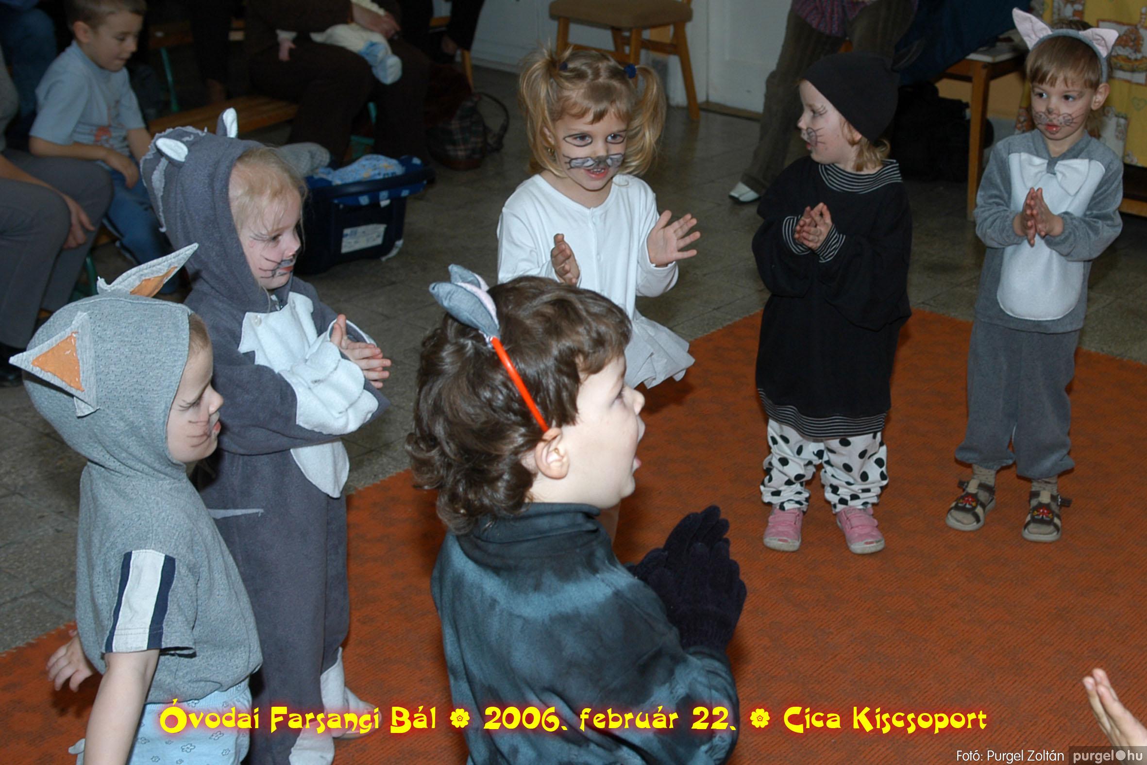 2006.02.22. 009 Kurca-parti Óvoda farsang 2006. - Cica csoport - Fotó:PURGEL ZOLTÁN© 709.jpg