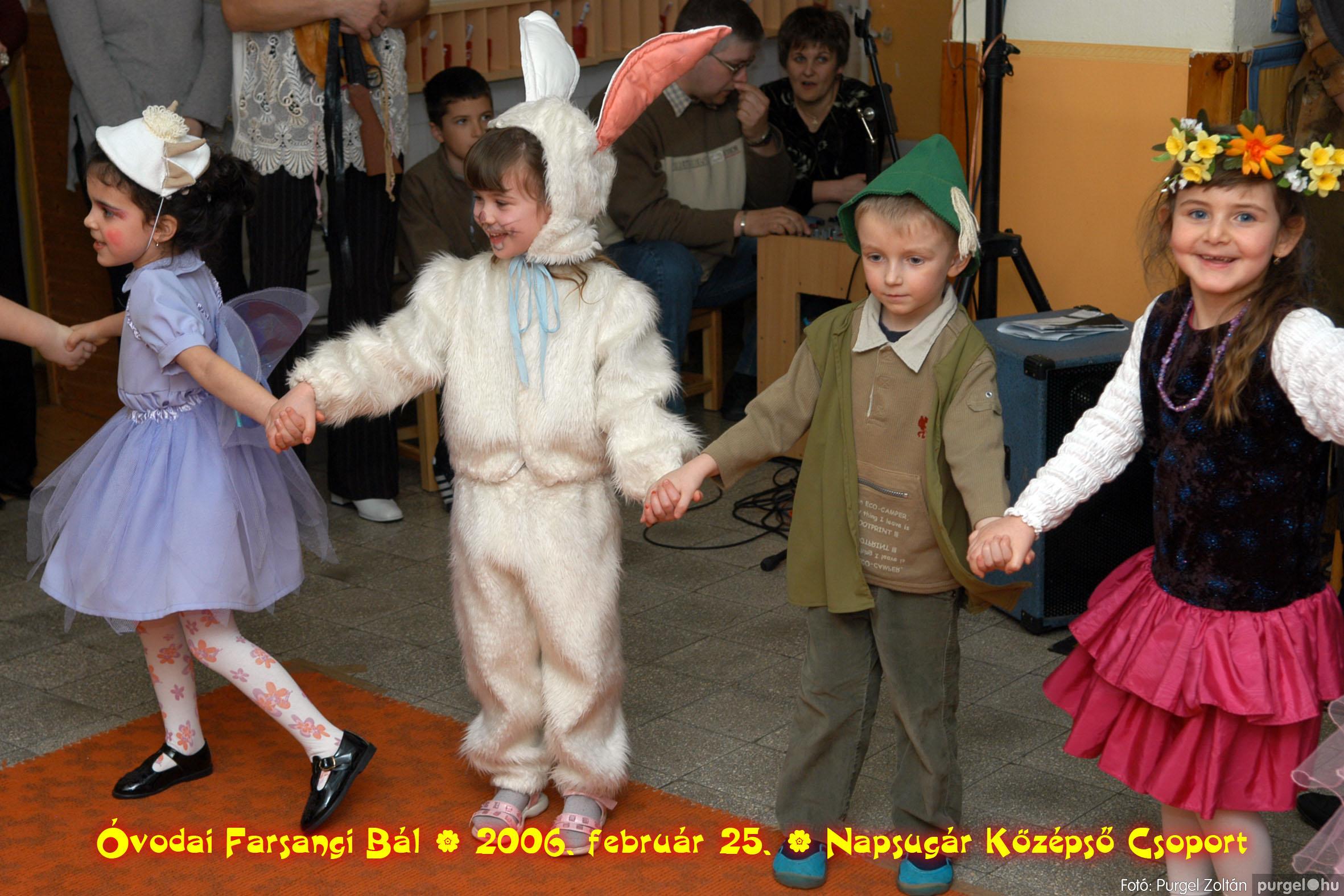 2006.02.25. 224 Kurca-parti Óvoda farsang 2006. - Napsugár csoport - Fotó:PURGEL ZOLTÁN©.jpg