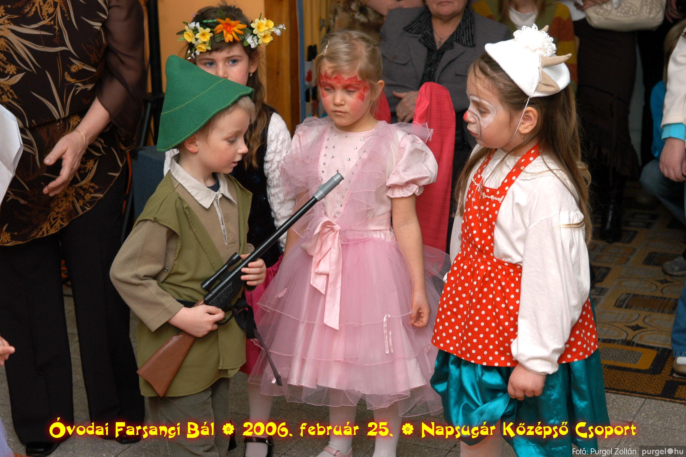 2006.02.25. 222 Kurca-parti Óvoda farsang 2006. - Napsugár csoport - Fotó:PURGEL ZOLTÁN©.jpg