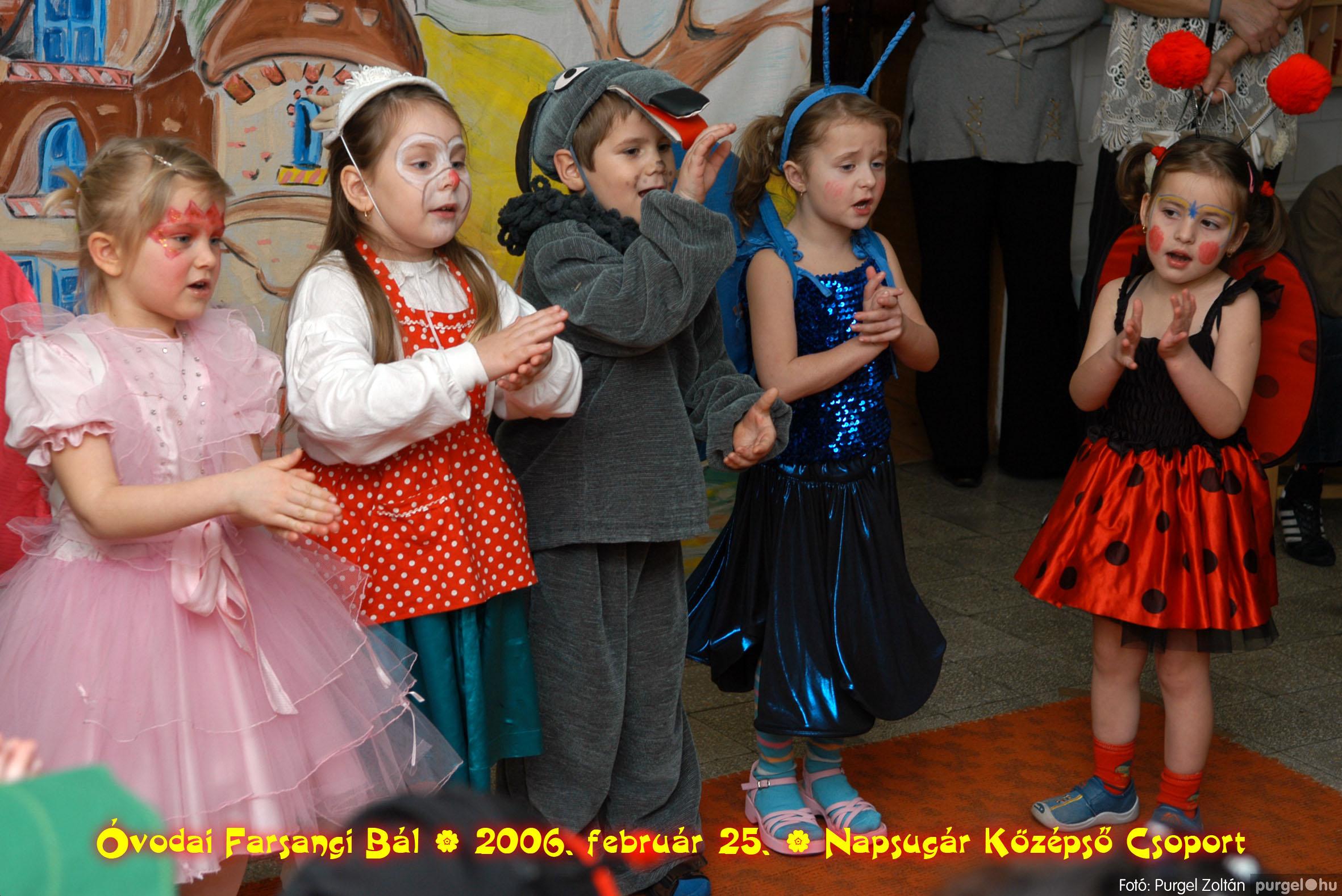 2006.02.25. 217 Kurca-parti Óvoda farsang 2006. - Napsugár csoport - Fotó:PURGEL ZOLTÁN©.jpg