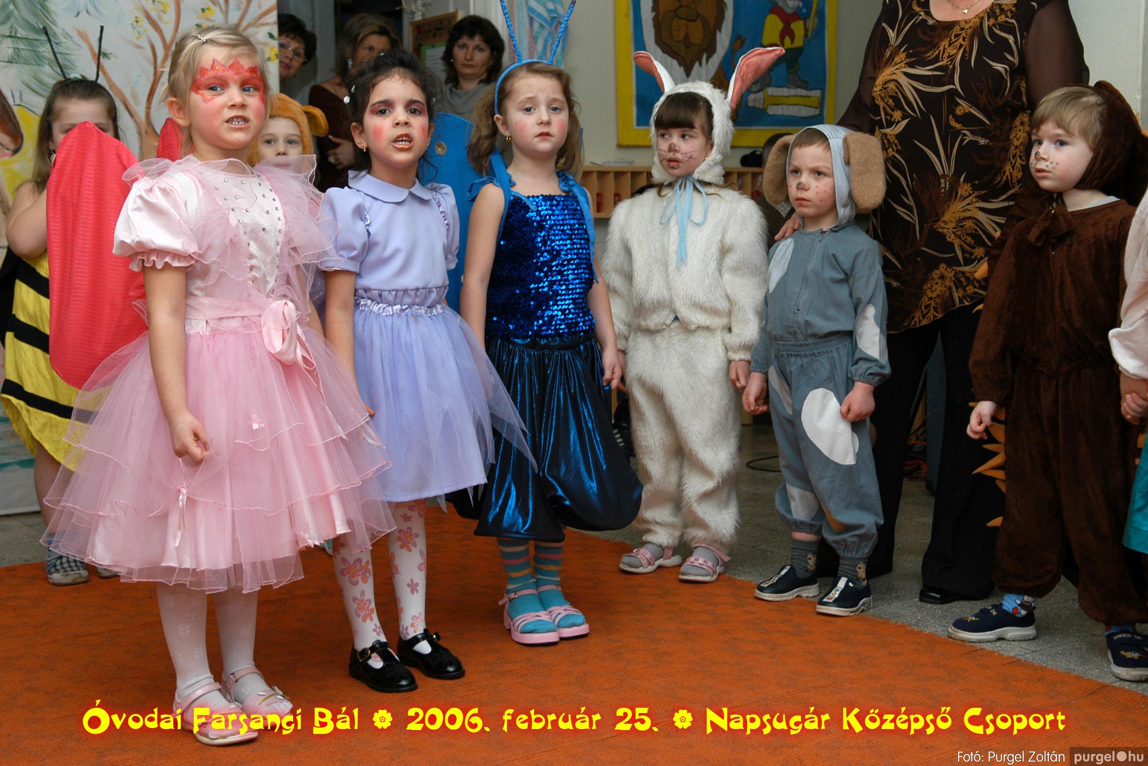 2006.02.25. 216 Kurca-parti Óvoda farsang 2006. - Napsugár csoport - Fotó:PURGEL ZOLTÁN©.jpg