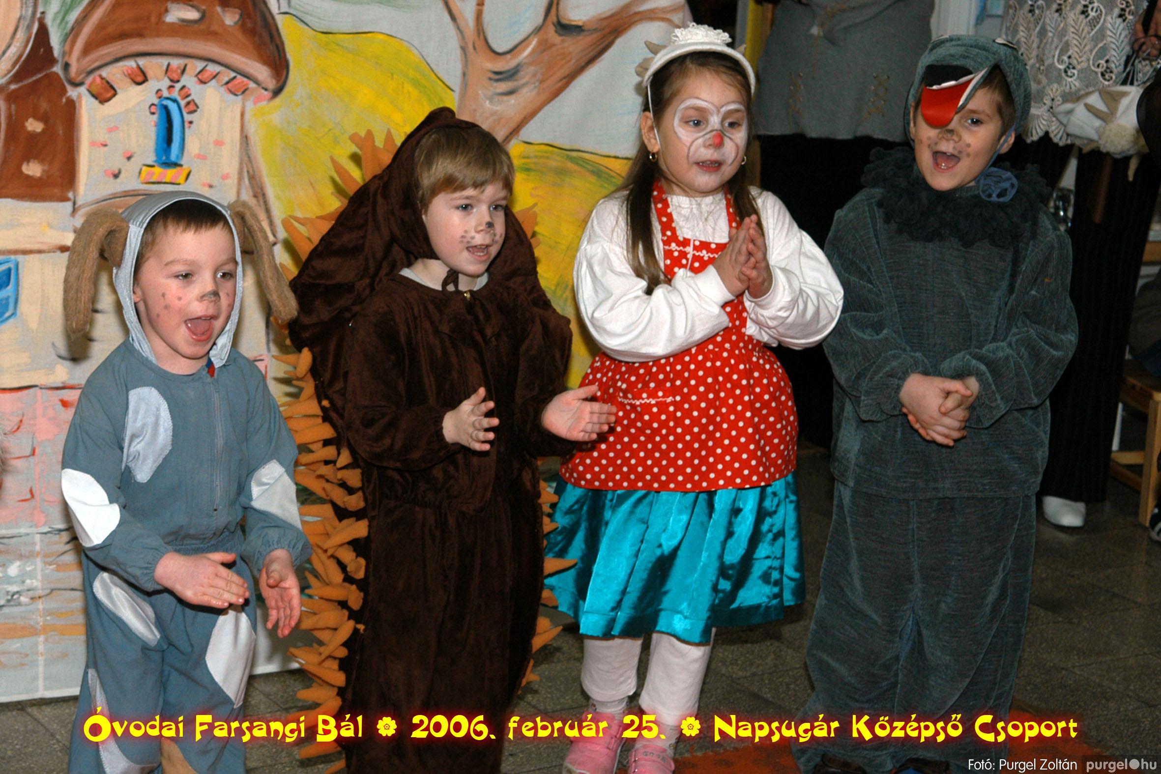 2006.02.25. 211 Kurca-parti Óvoda farsang 2006. - Napsugár csoport - Fotó:PURGEL ZOLTÁN©.jpg