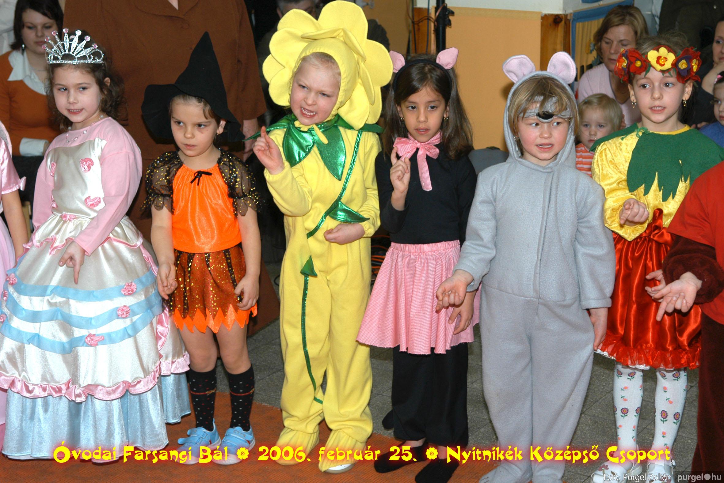 2006.02.25. 193 Kurca-parti Óvoda farsang 2006. - Nyitnikék csoport - Fotó:PURGEL ZOLTÁN©.jpg