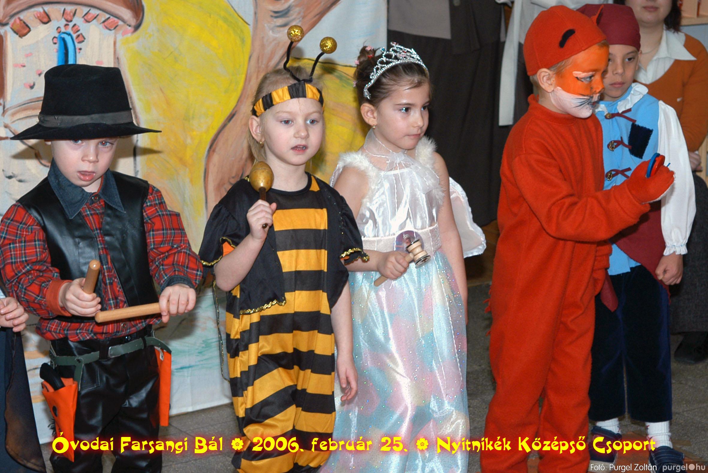 2006.02.25. 184 Kurca-parti Óvoda farsang 2006. - Nyitnikék csoport - Fotó:PURGEL ZOLTÁN©.jpg