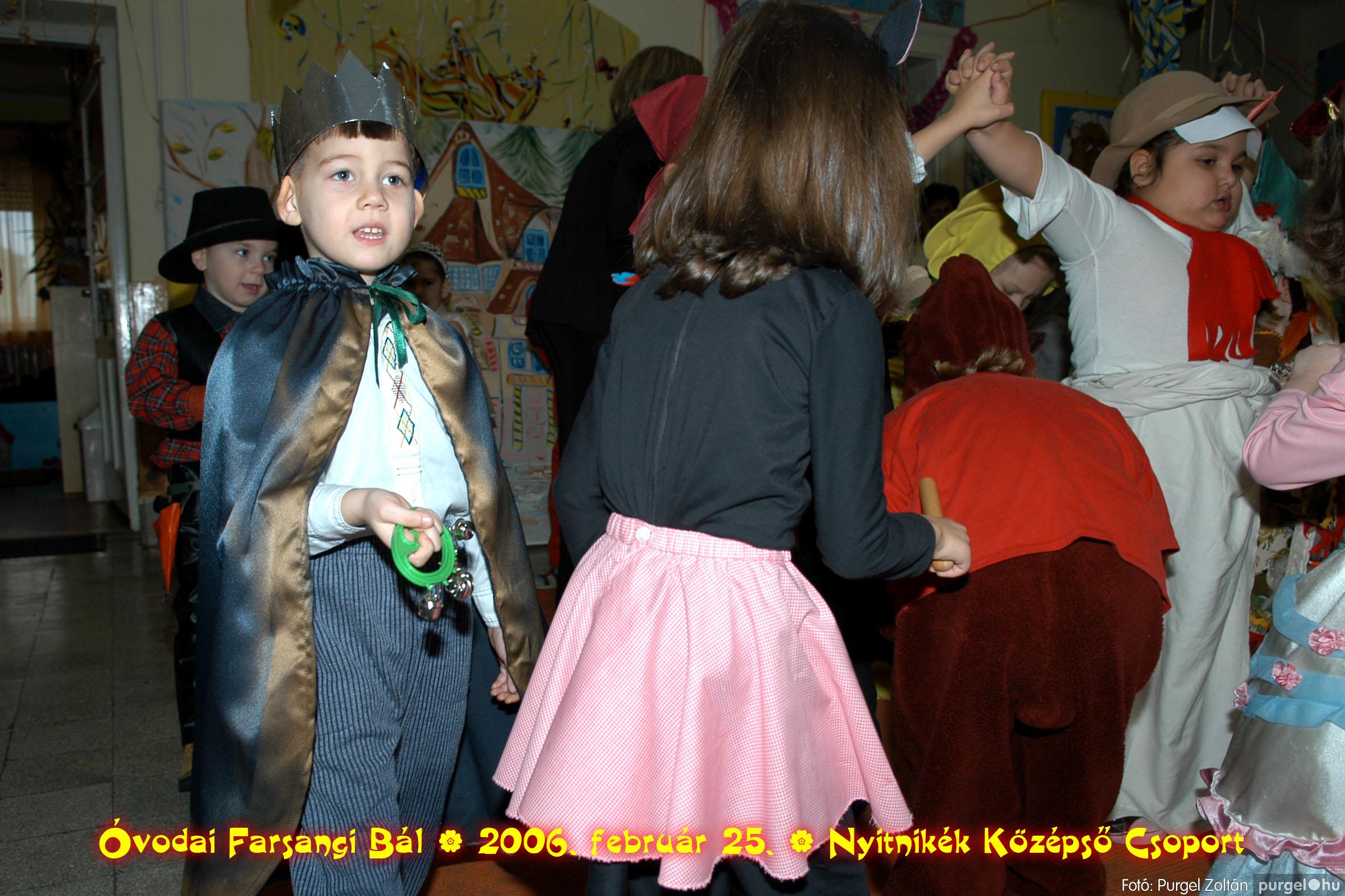 2006.02.25. 178 Kurca-parti Óvoda farsang 2006. - Nyitnikék csoport - Fotó:PURGEL ZOLTÁN©.jpg