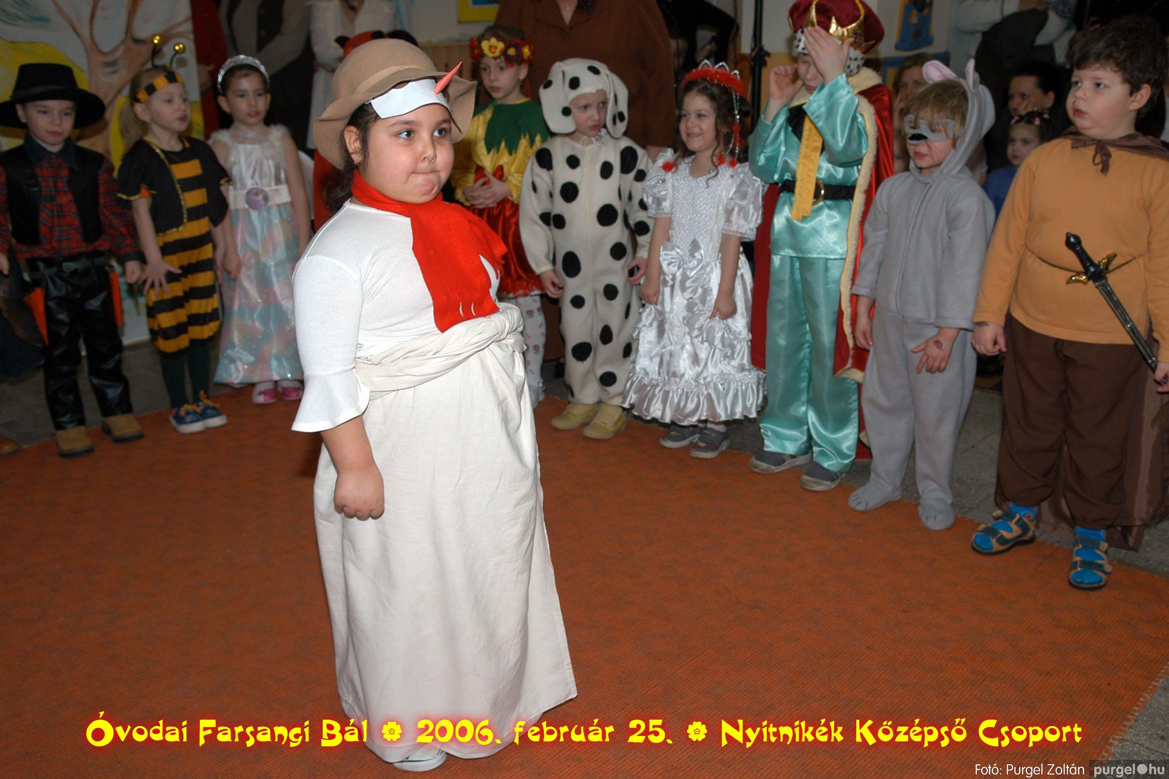 2006.02.25. 175 Kurca-parti Óvoda farsang 2006. - Nyitnikék csoport - Fotó:PURGEL ZOLTÁN©.jpg