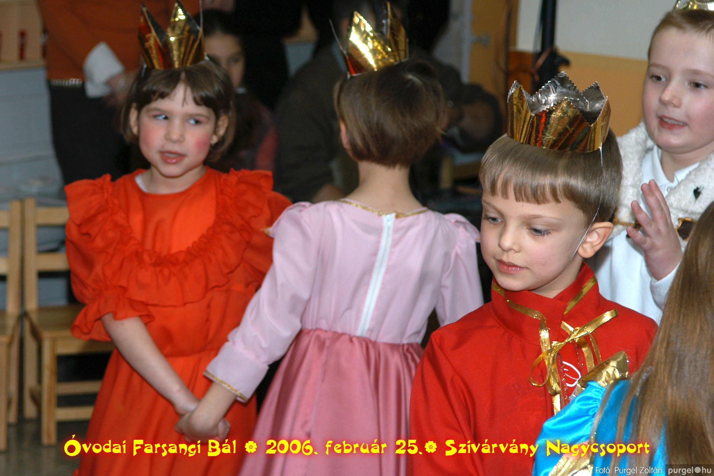 2006.02.25. 168 Kurca-parti Óvoda farsang 2006. - Szivárvány csoport - Fotó:PURGEL ZOLTÁN©.jpg