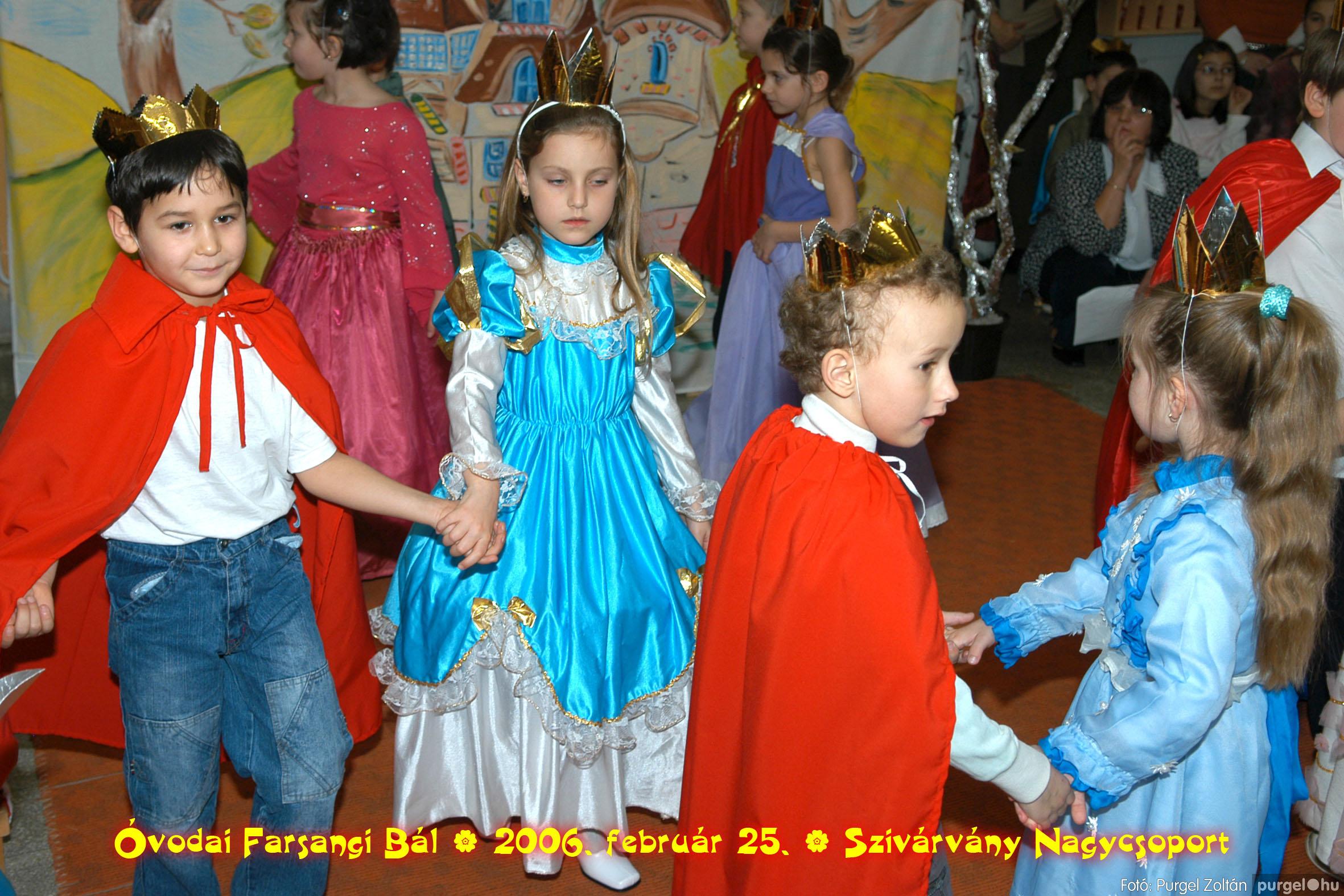 2006.02.25. 164 Kurca-parti Óvoda farsang 2006. - Szivárvány csoport - Fotó:PURGEL ZOLTÁN©.jpg