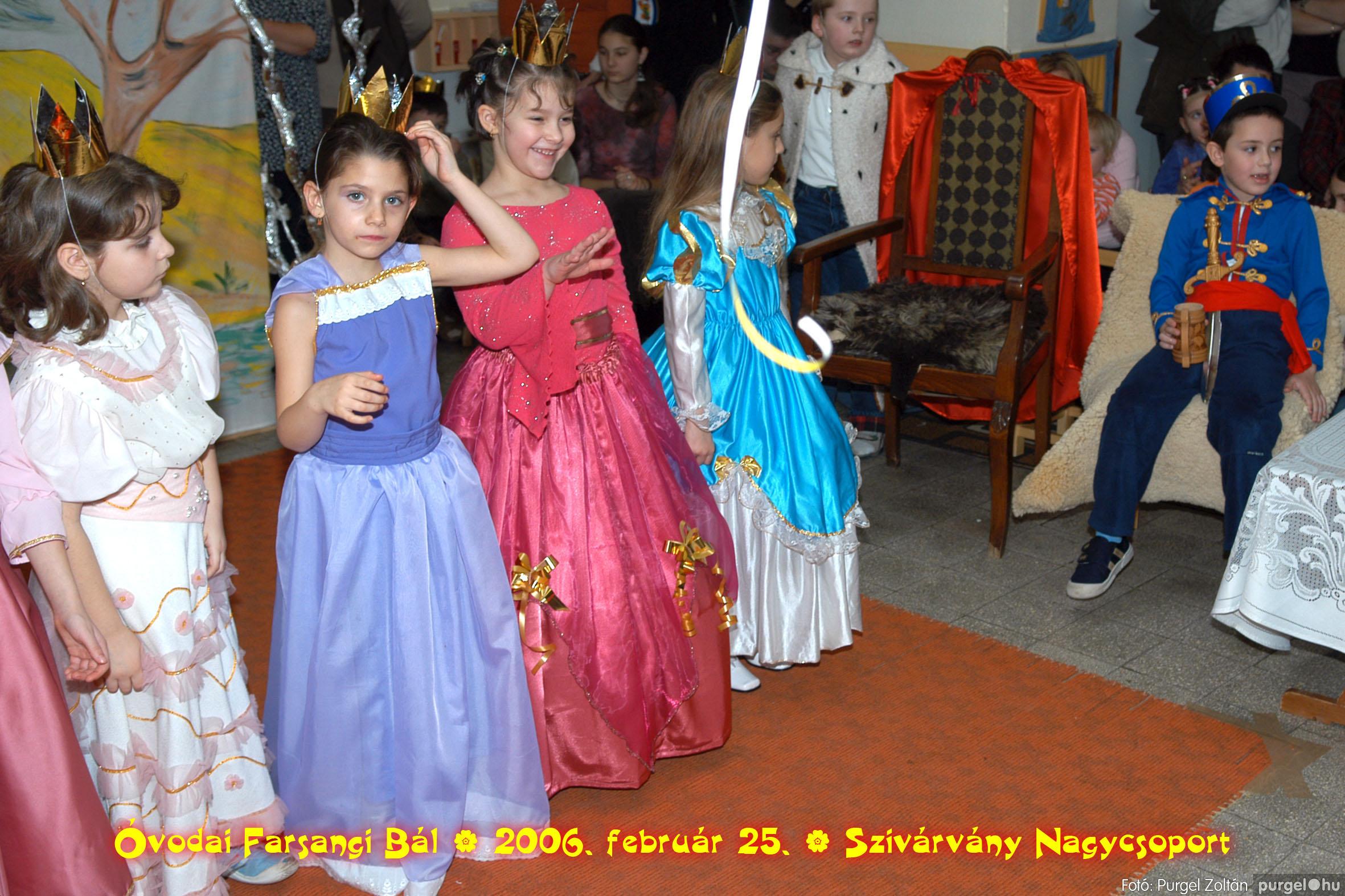 2006.02.25. 163 Kurca-parti Óvoda farsang 2006. - Szivárvány csoport - Fotó:PURGEL ZOLTÁN©.jpg