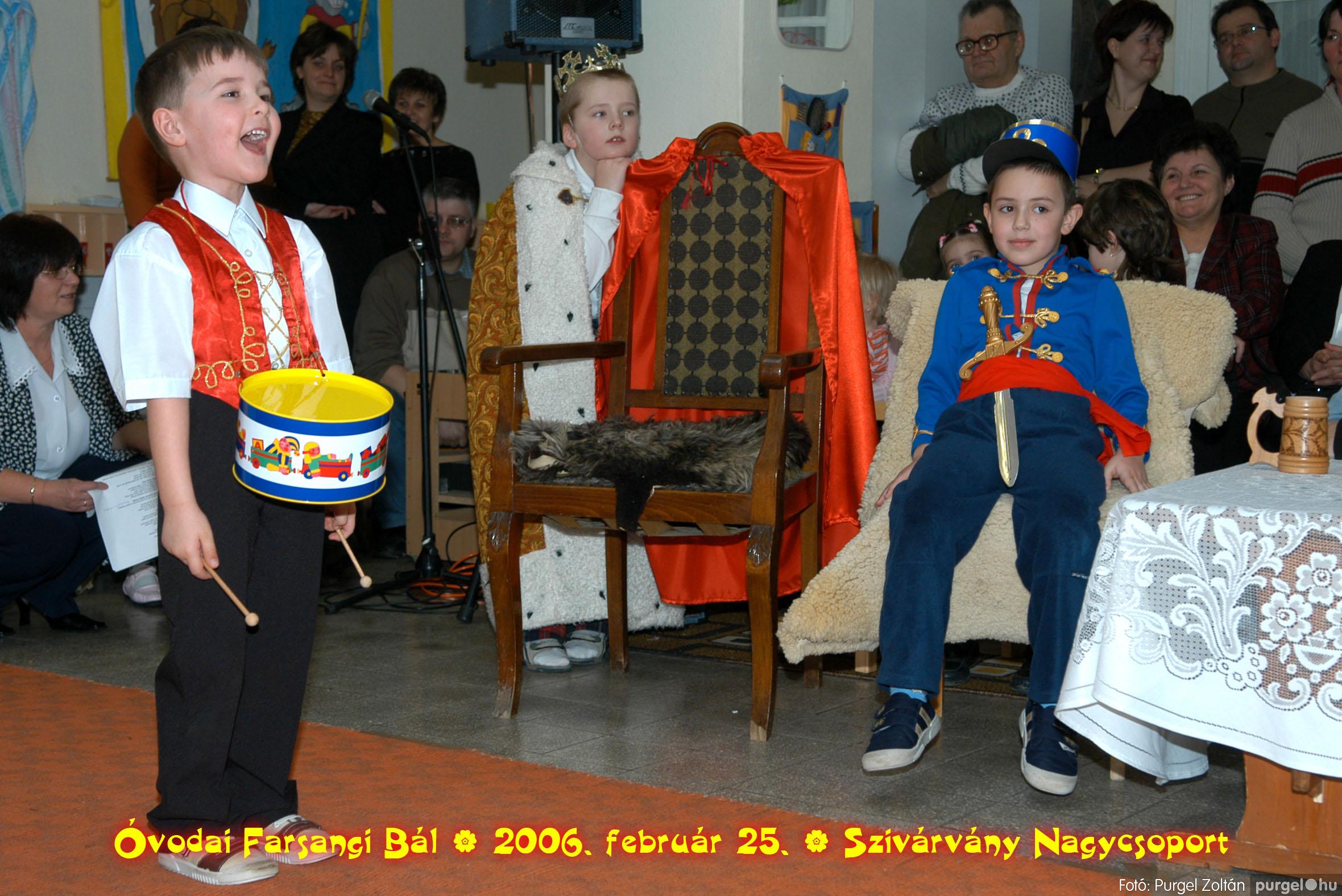 2006.02.25. 160 Kurca-parti Óvoda farsang 2006. - Szivárvány csoport - Fotó:PURGEL ZOLTÁN©.jpg