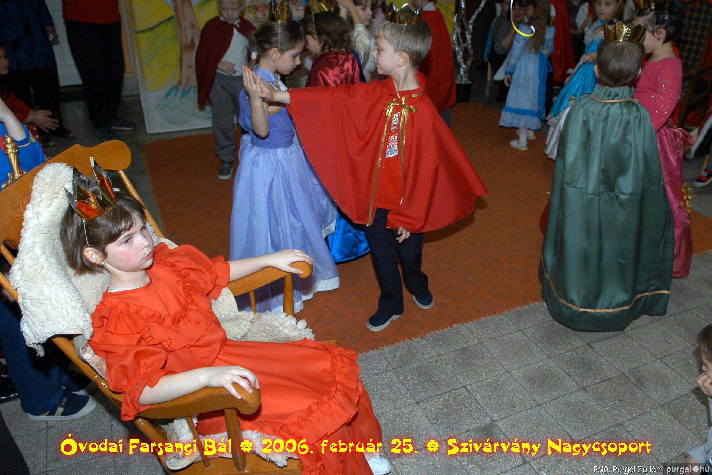 2006.02.25. 156 Kurca-parti Óvoda farsang 2006. - Szivárvány csoport - Fotó:PURGEL ZOLTÁN©.jpg